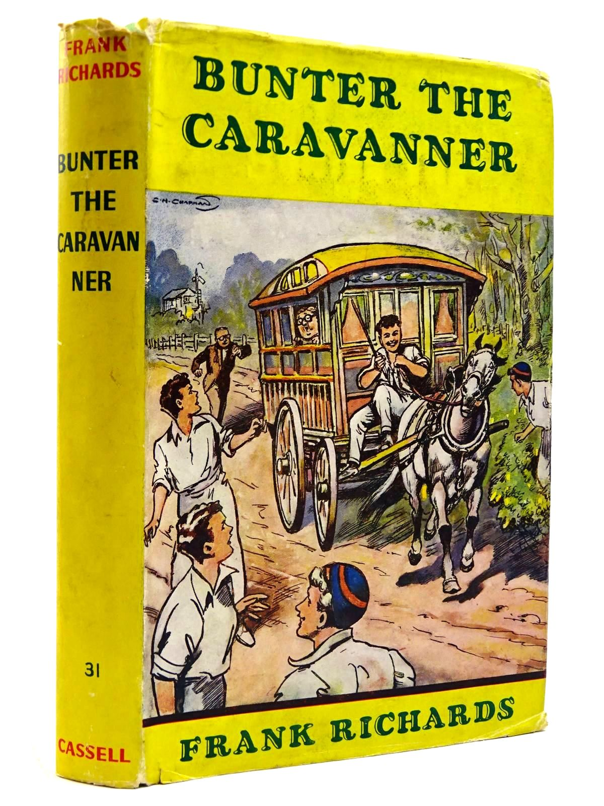 Photo of BUNTER THE CARAVANNER- Stock Number: 2131407