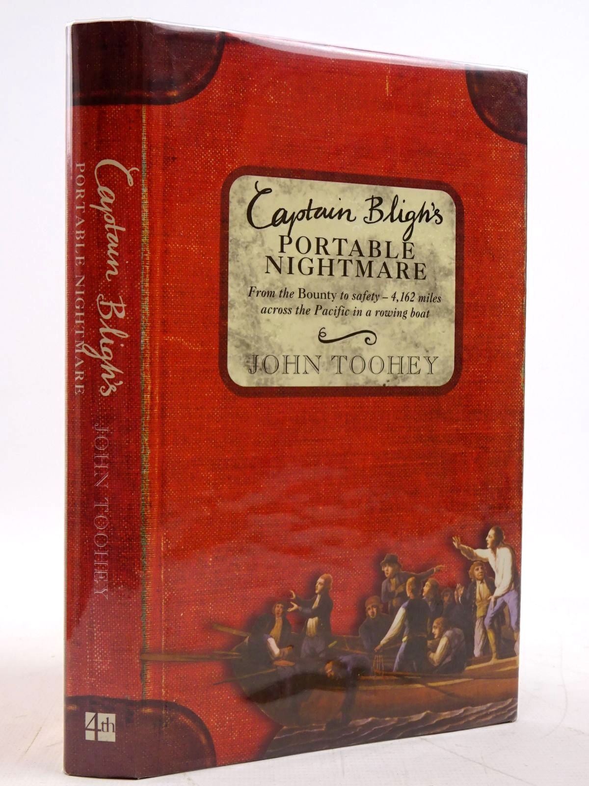 Photo of CAPTAIN BLIGH'S PORTABLE NIGHTMARE written by Toohey, John published by Fourth Estate (STOCK CODE: 2131425)  for sale by Stella & Rose's Books