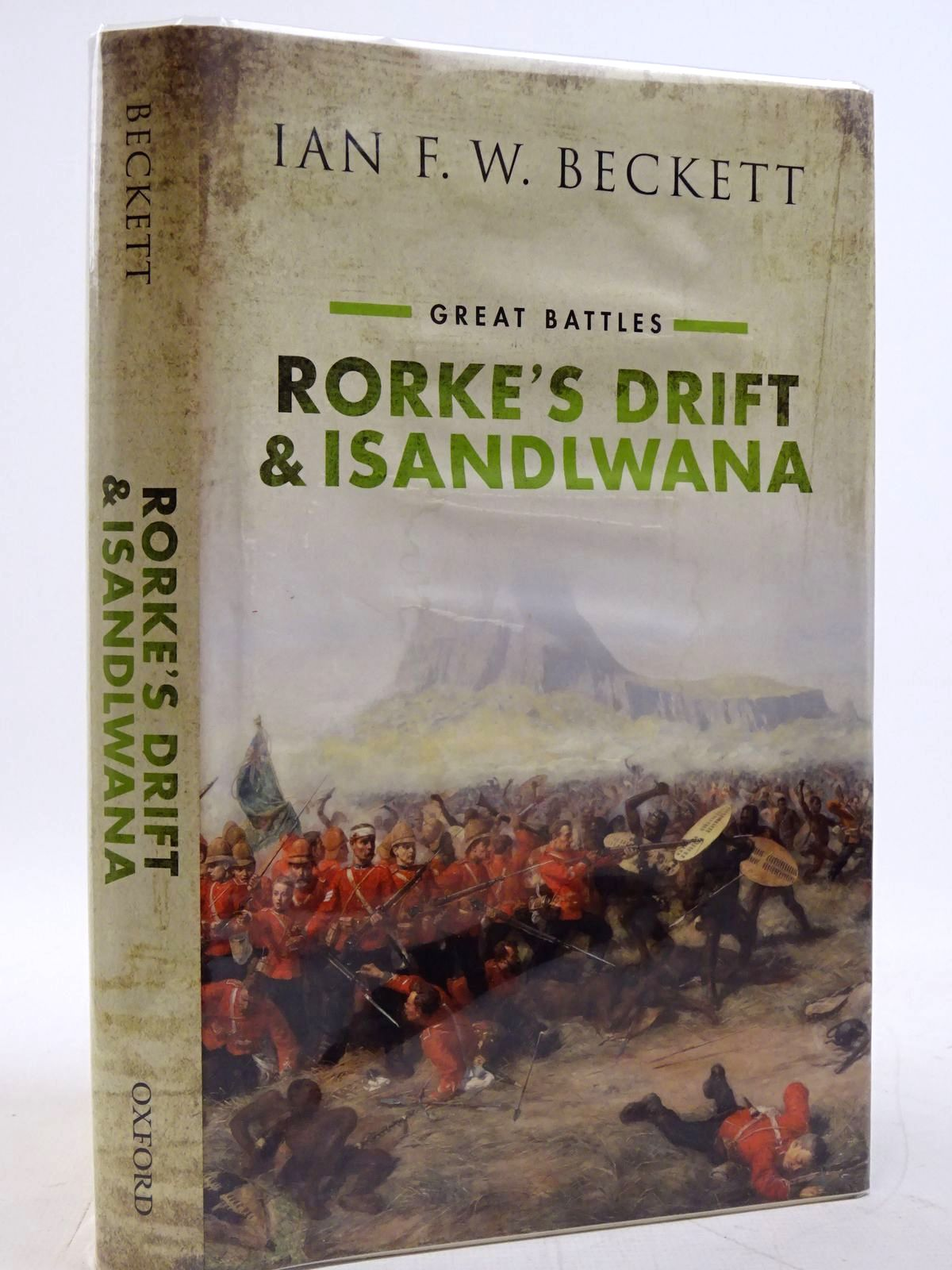 Photo of RORKE'S DRIFT AND ISANDLWANA- Stock Number: 2131427