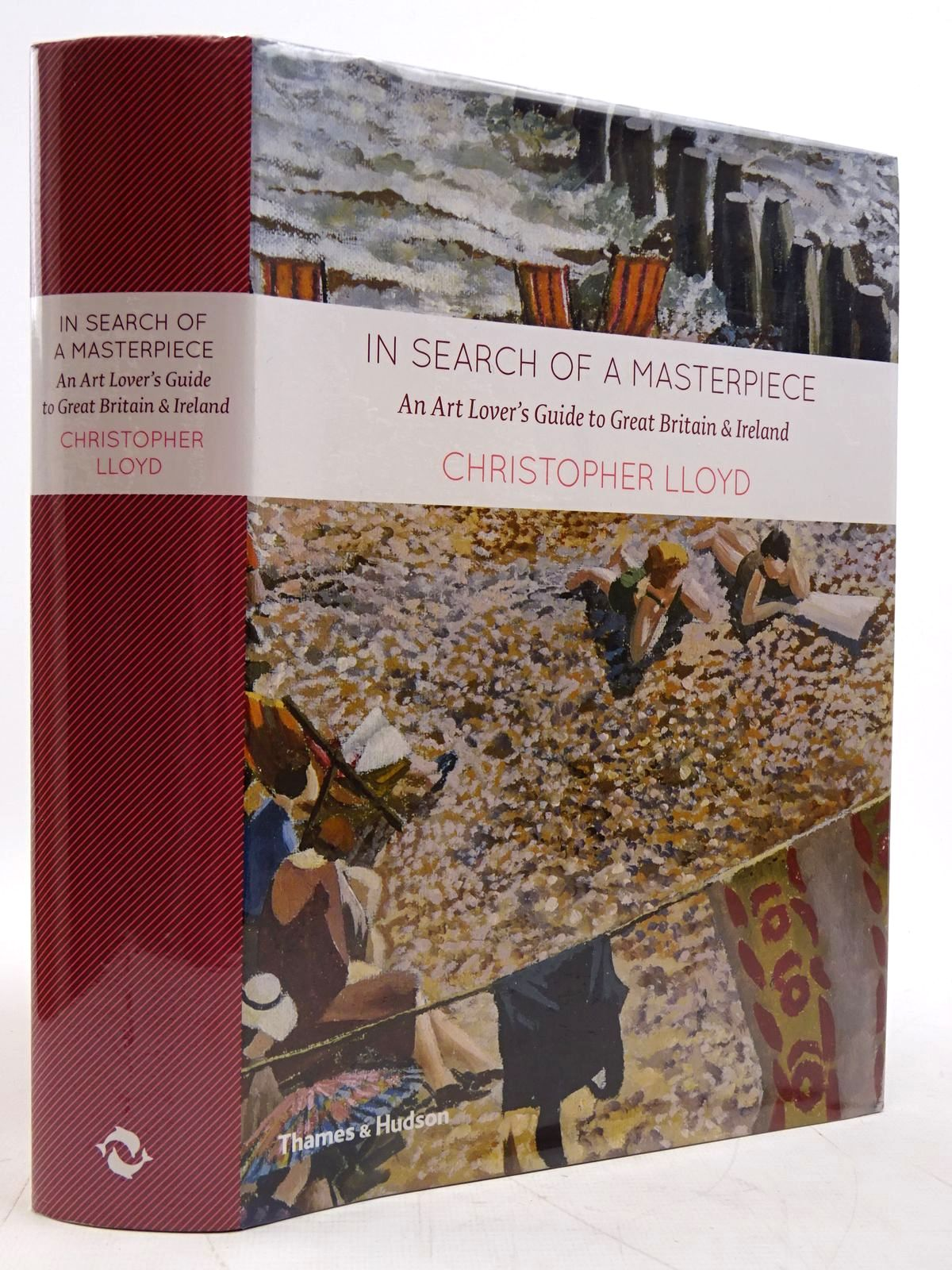 Photo of IN SEARCH OF A MASTERPIECE AN ART LOVER'S GUIDE TO GREAT BRITAIN AND IRELAND- Stock Number: 2131431