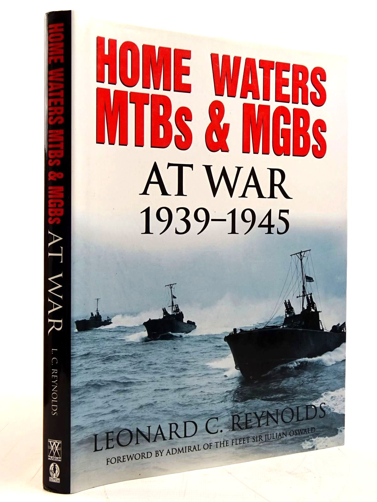 Photo of HOME WATERS MTBS & MGBS AT WAR 1939-1945- Stock Number: 2131455