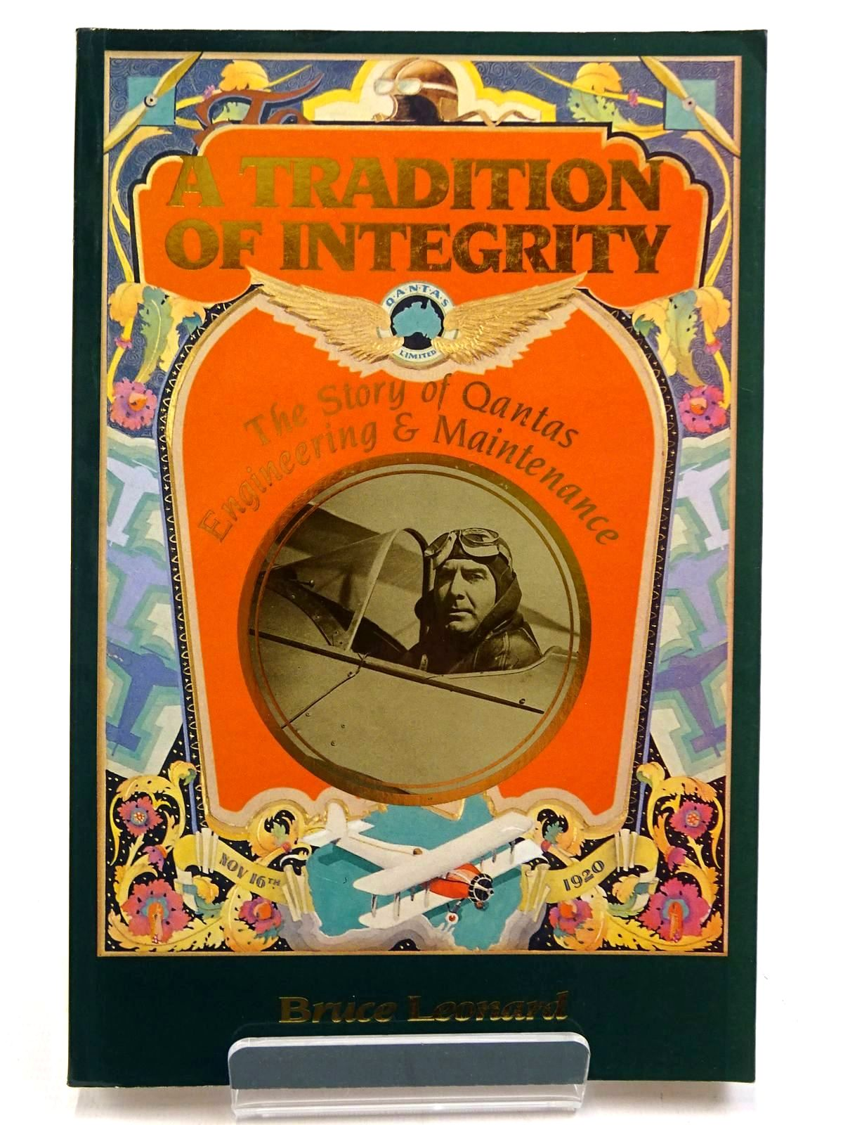 Photo of A TRADITION OF INTEGRITY written by Leonard, Bruce published by University Of New South Wales Press (STOCK CODE: 2131458)  for sale by Stella & Rose's Books