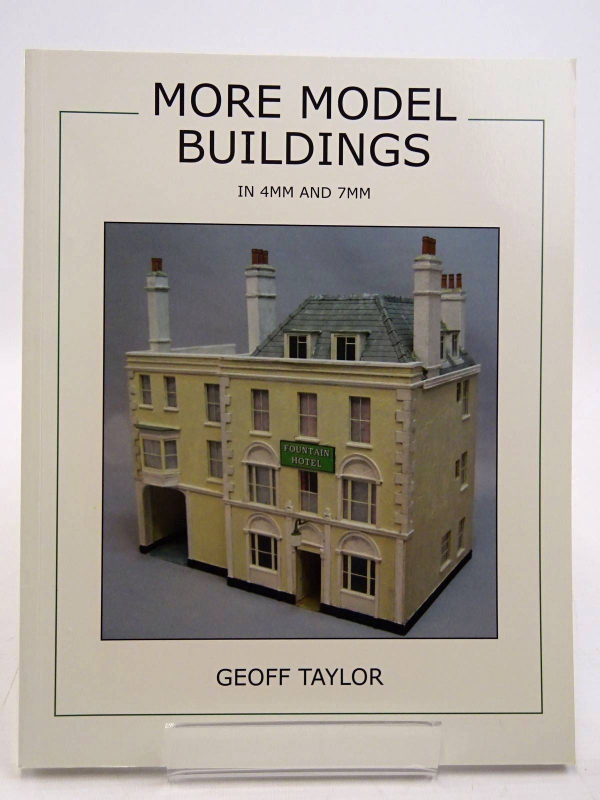 Photo of MORE MODEL BUILDINGS IN 4MM AND 7MM- Stock Number: 2131487