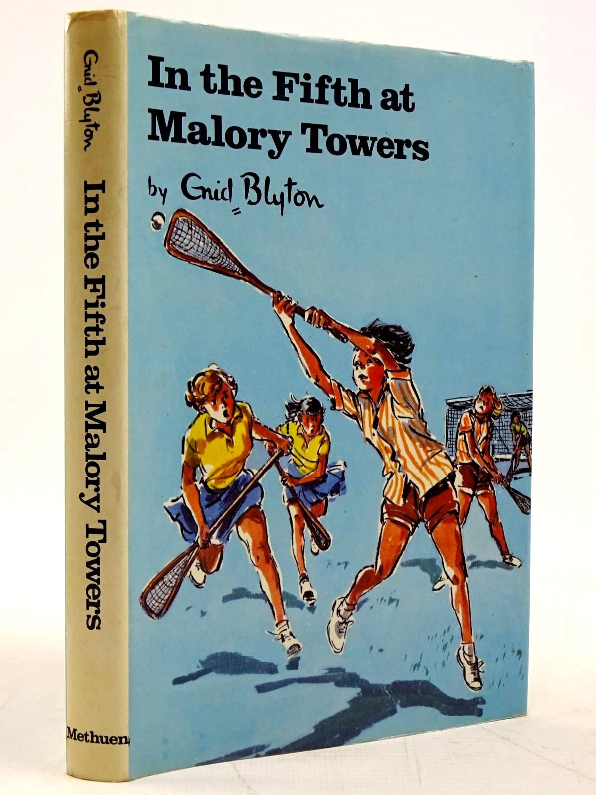 Photo of IN THE FIFTH AT MALORY TOWERS written by Blyton, Enid illustrated by Chapple, Jenny published by Methuen Children's Books (STOCK CODE: 2131536)  for sale by Stella & Rose's Books