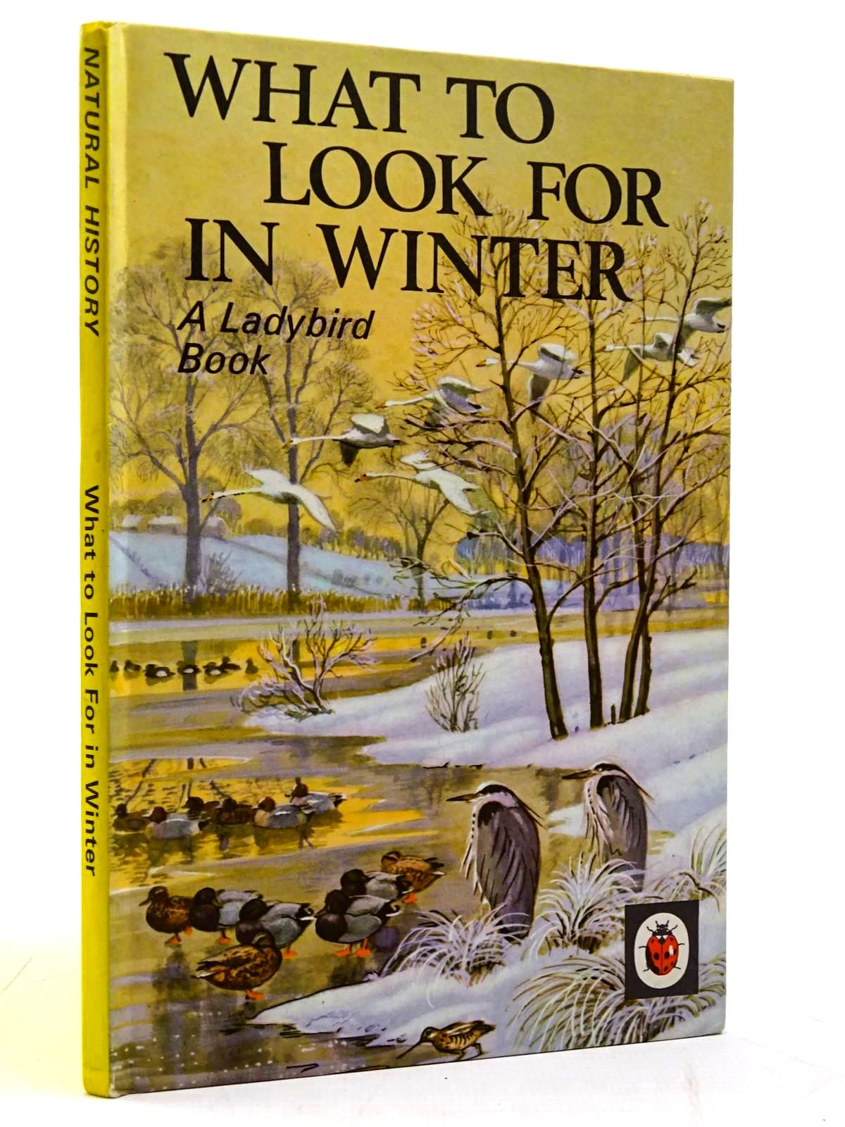 Photo of WHAT TO LOOK FOR IN WINTER written by Watson, E.L. Grant illustrated by Tunnicliffe, C.F. published by Wills & Hepworth Ltd. (STOCK CODE: 2131542)  for sale by Stella & Rose's Books