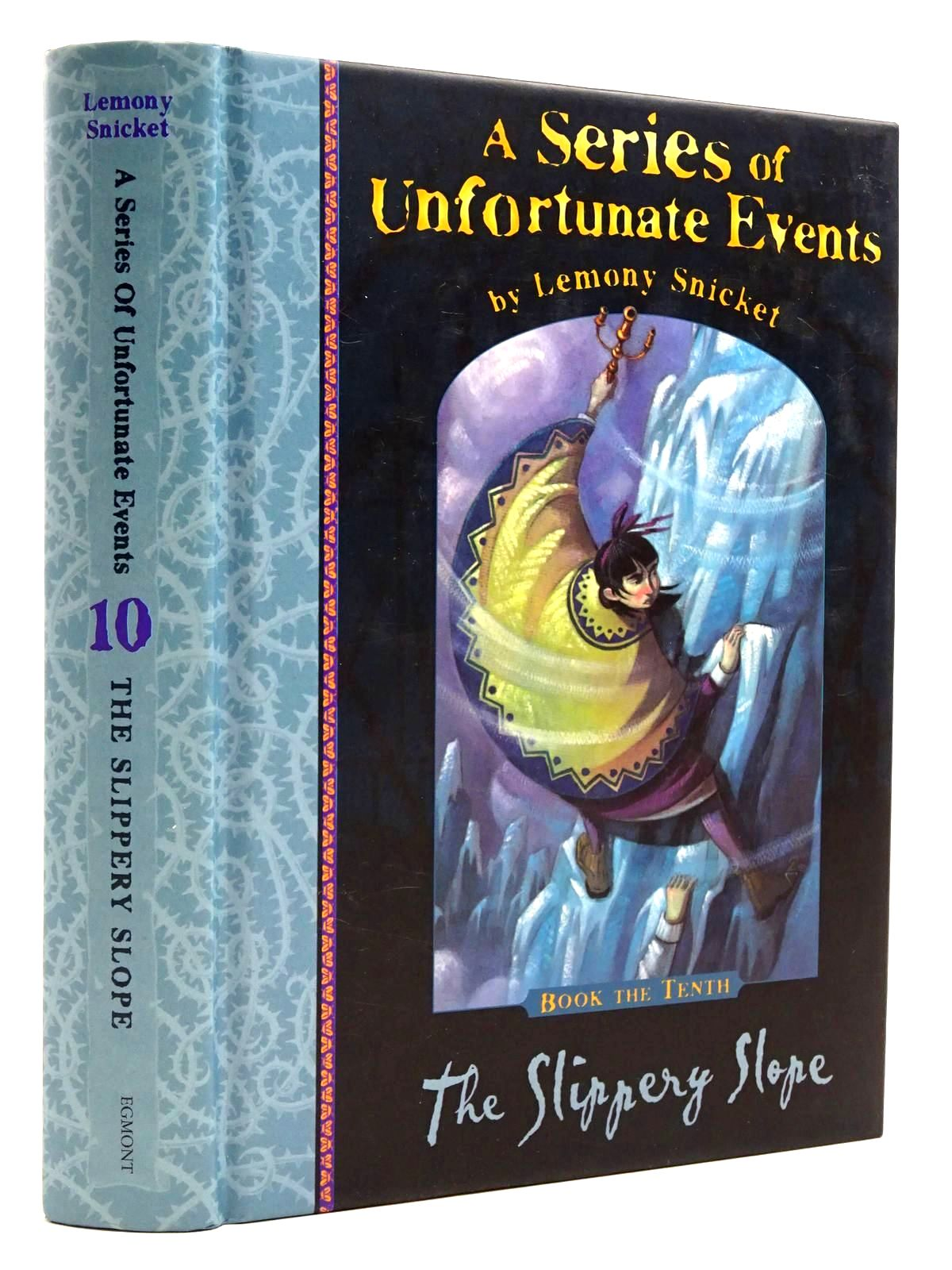 Photo of A SERIES OF UNFORTUNATE EVENTS: THE SLIPPERY SLOPE- Stock Number: 2131545