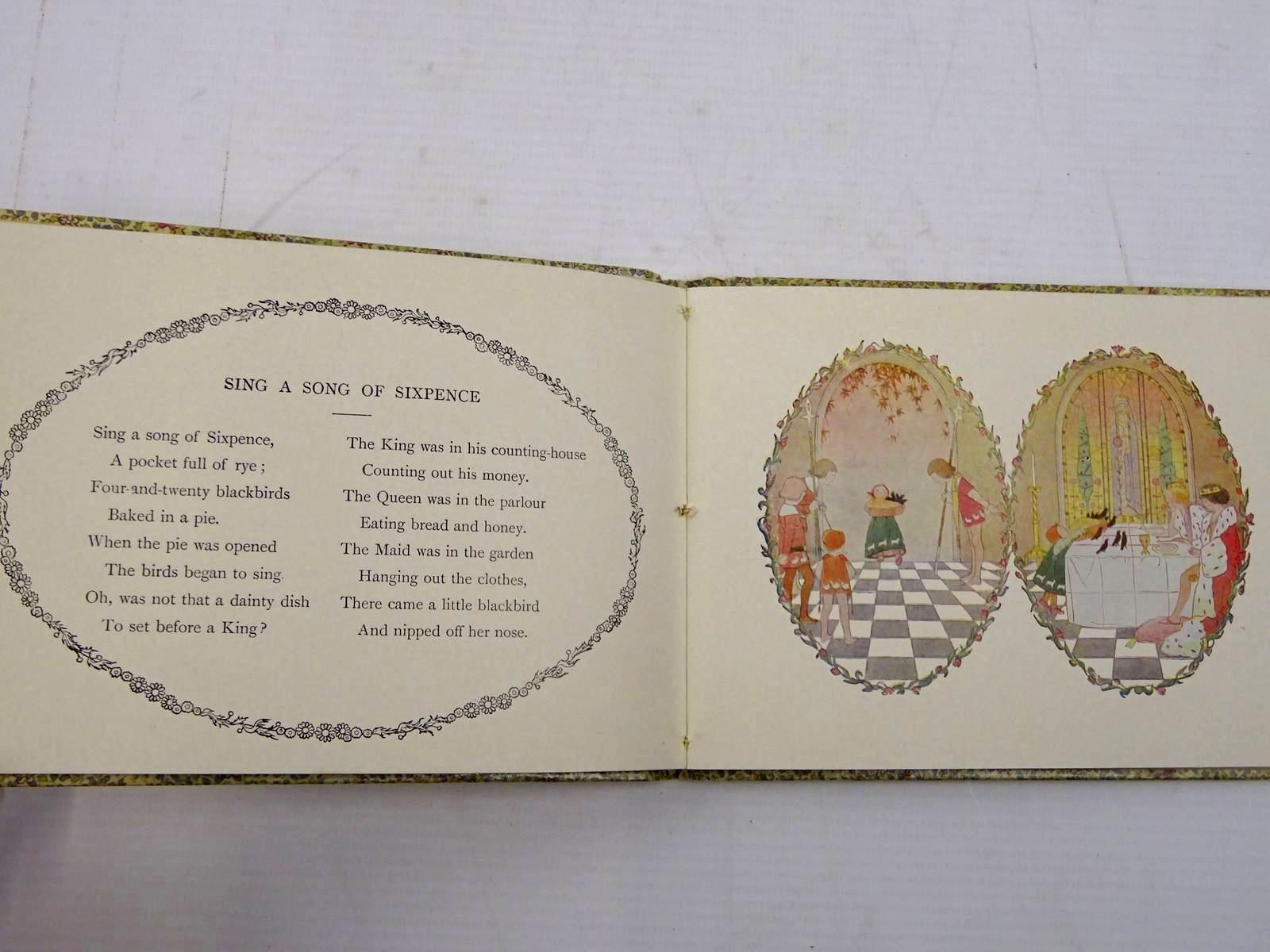 Photo of GRANNIE'S LITTLE RHYME BOOK illustrated by Willebeek Le Mair, Henriette published by Augener Ltd., David McKay (STOCK CODE: 2131552)  for sale by Stella & Rose's Books