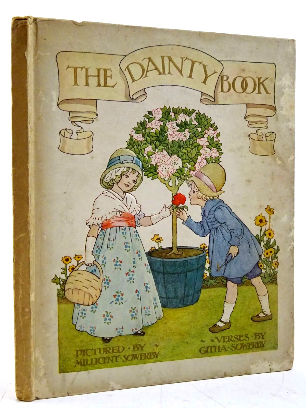 Photo of THE DAINTY BOOK written by Sowerby, Githa illustrated by Sowerby, Millicent published by Hodder & Stoughton, Henry Frowde (STOCK CODE: 2131560)  for sale by Stella & Rose's Books