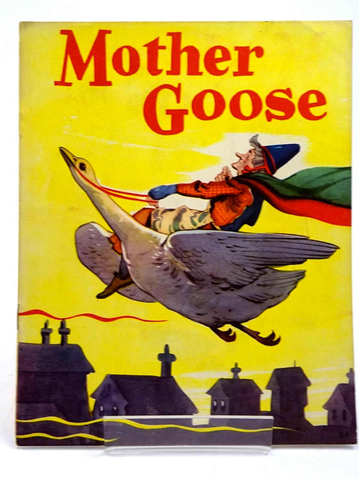 Photo of MOTHER GOOSE published by Wm. Collins Sons & Co. Ltd. (STOCK CODE: 2131562)  for sale by Stella & Rose's Books