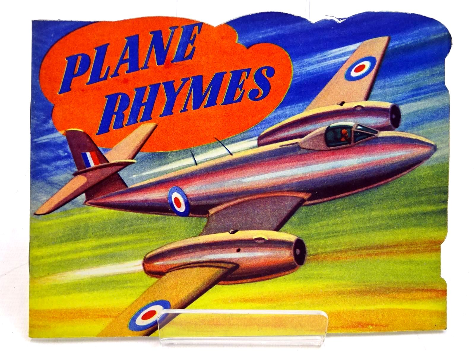 Photo of PLANE RHYMES published by Birn Brothers Ltd. (STOCK CODE: 2131566)  for sale by Stella & Rose's Books