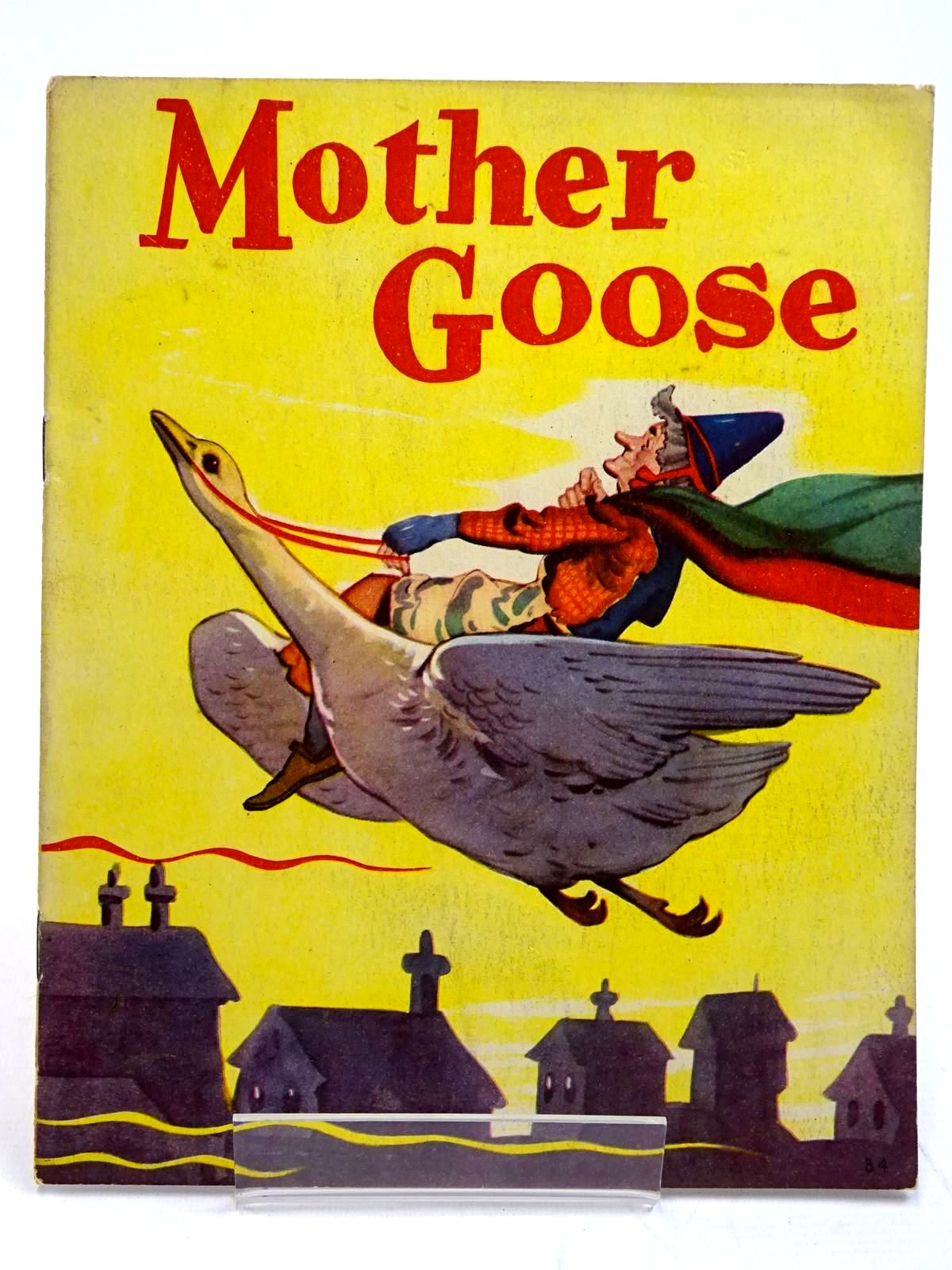 Photo of MOTHER GOOSE published by Wm. Collins Sons & Co. Ltd. (STOCK CODE: 2131569)  for sale by Stella & Rose's Books