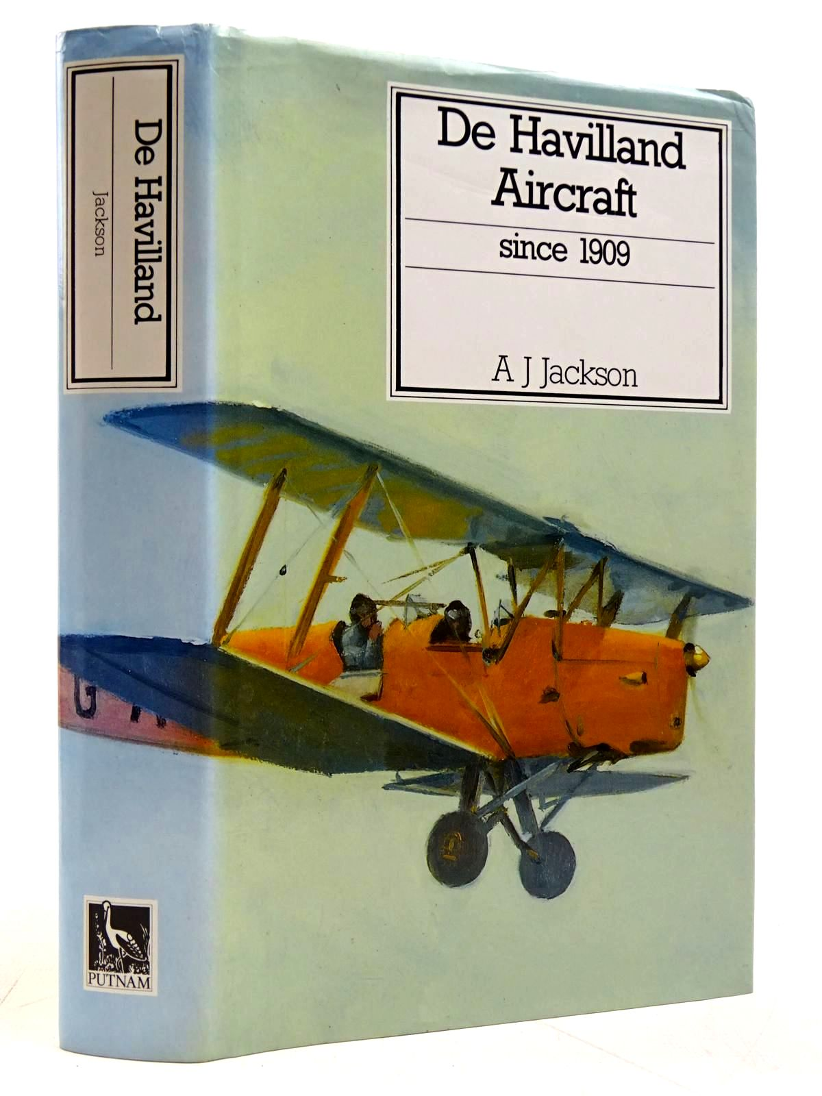 Photo of DE HAVILLAND AIRCRAFT SINCE 1909- Stock Number: 2131586