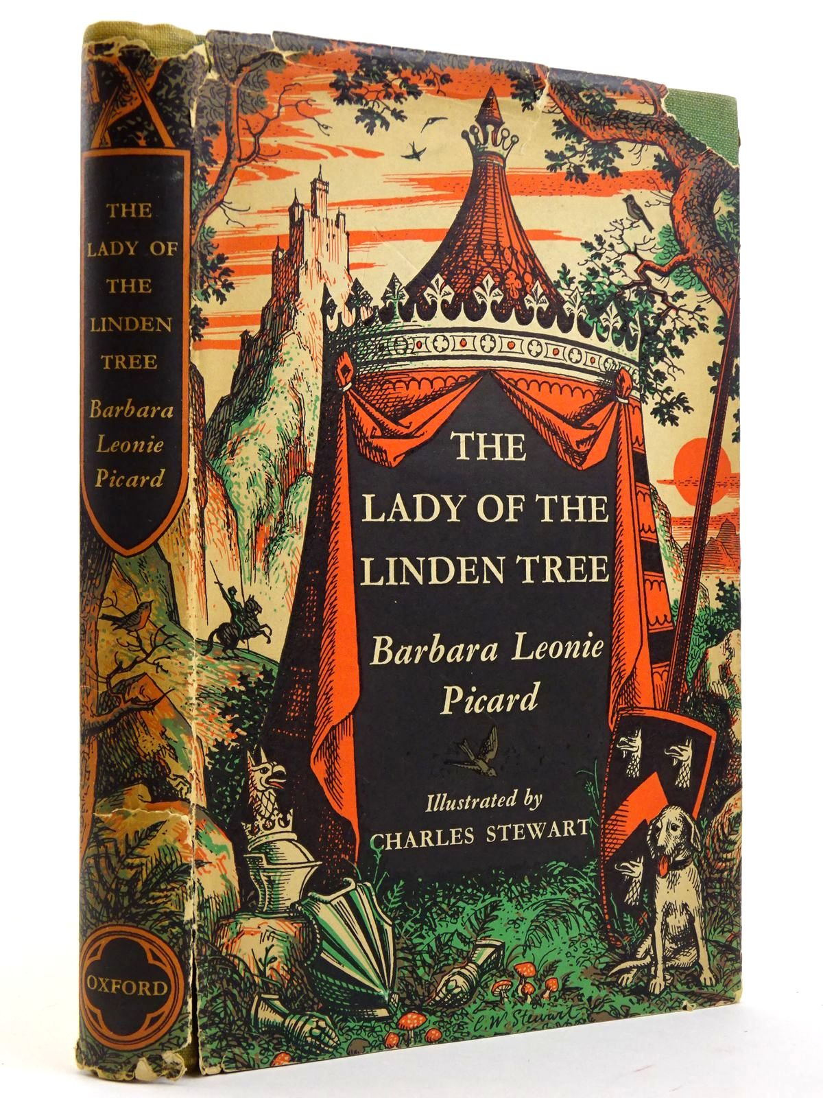 Photo of THE LADY OF THE LINDEN TREE- Stock Number: 2131641