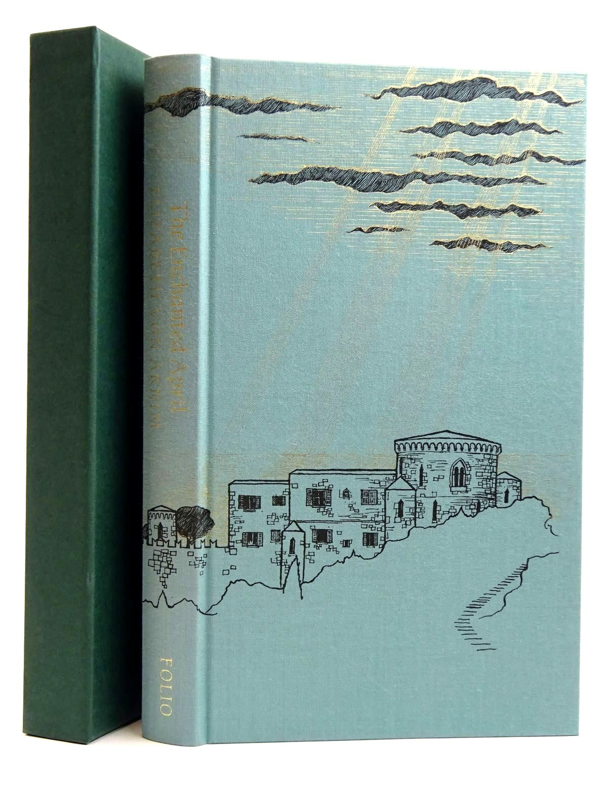 Photo of THE ENCHANTED APRIL written by Von Arnim, Elizabeth