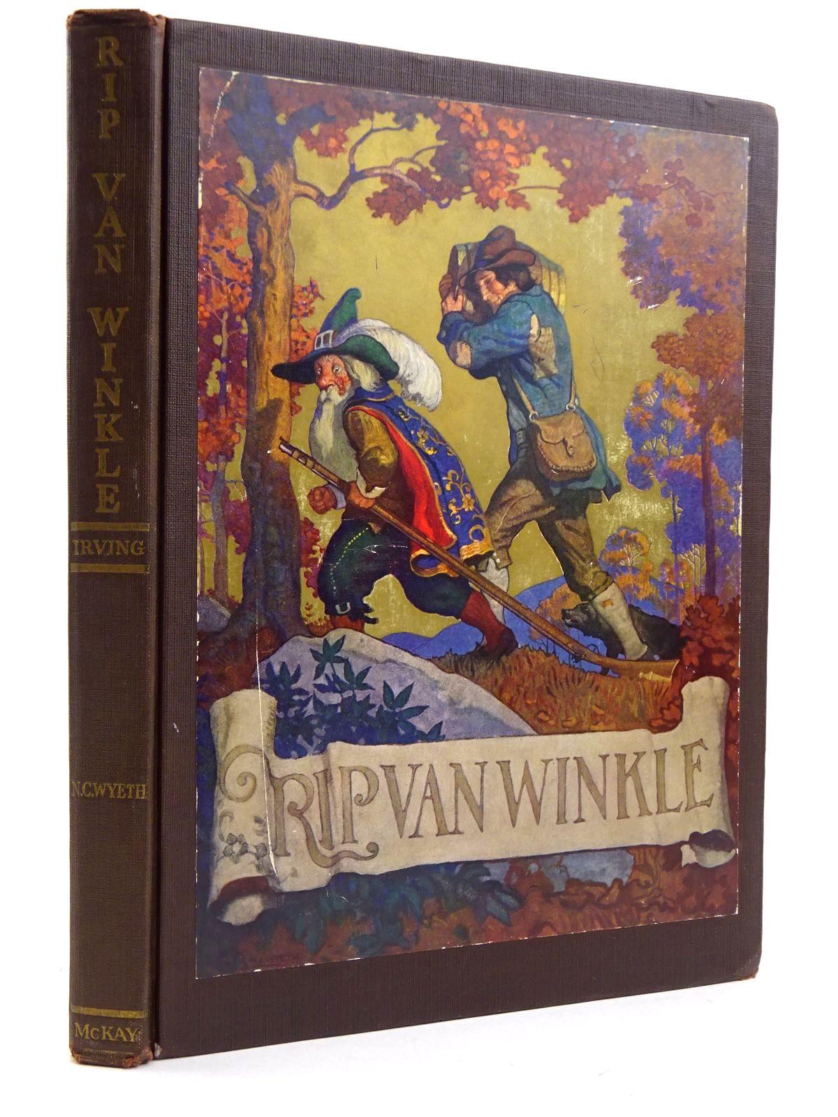 Photo of RIP VAN WINKLE- Stock Number: 2131665