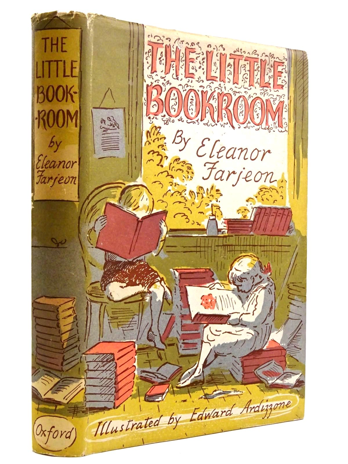 Photo of THE LITTLE BOOKROOM- Stock Number: 2131668