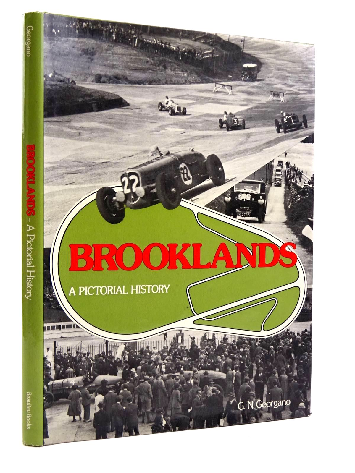 Photo of BROOKLANDS A PICTORIAL HISTORY- Stock Number: 2131681