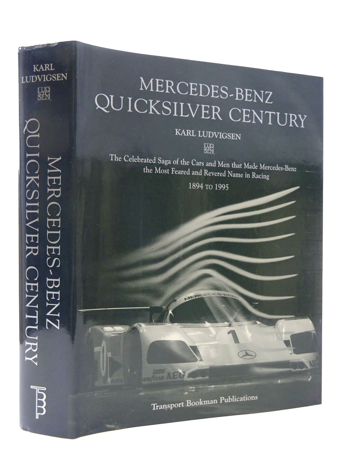 Photo of MERCEDES-BENZ QUICKSILVER CENTURY written by Ludvigsen, Karl published by Transport Bookman Publications (STOCK CODE: 2131690)  for sale by Stella & Rose's Books