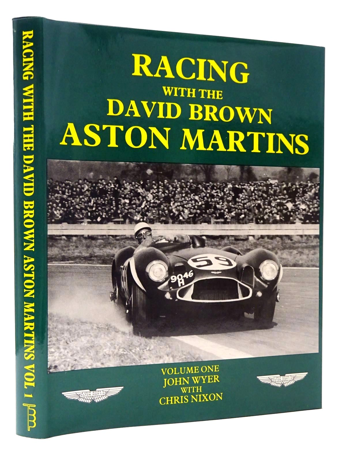 Photo of RACING WITH THE DAVID BROWN ASTON MARTINS VOL. 1- Stock Number: 2131696