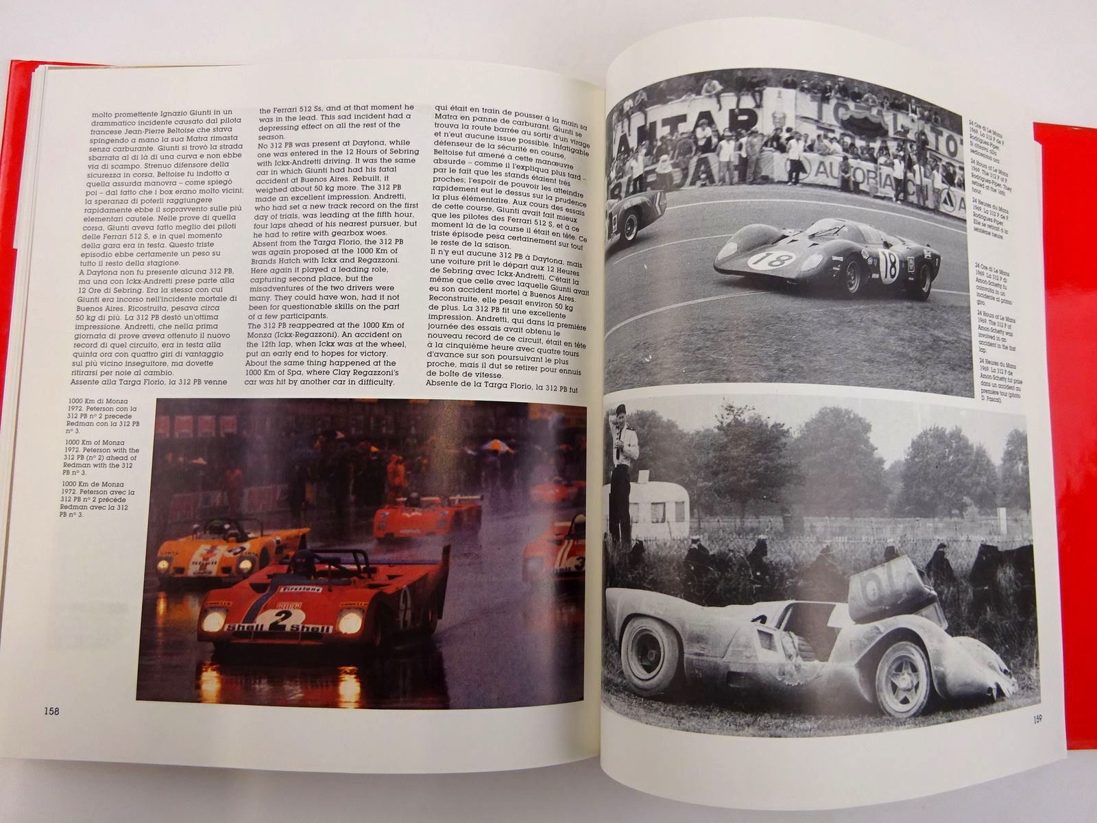 Photo of FERRARI P 1961 - 1973 written by Casucci, Piero published by Automobilia (STOCK CODE: 2131697)  for sale by Stella & Rose's Books