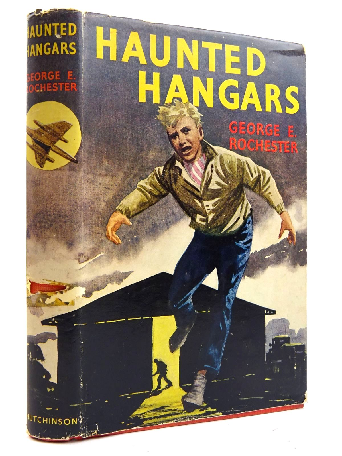 Photo of HAUNTED HANGARS- Stock Number: 2131710