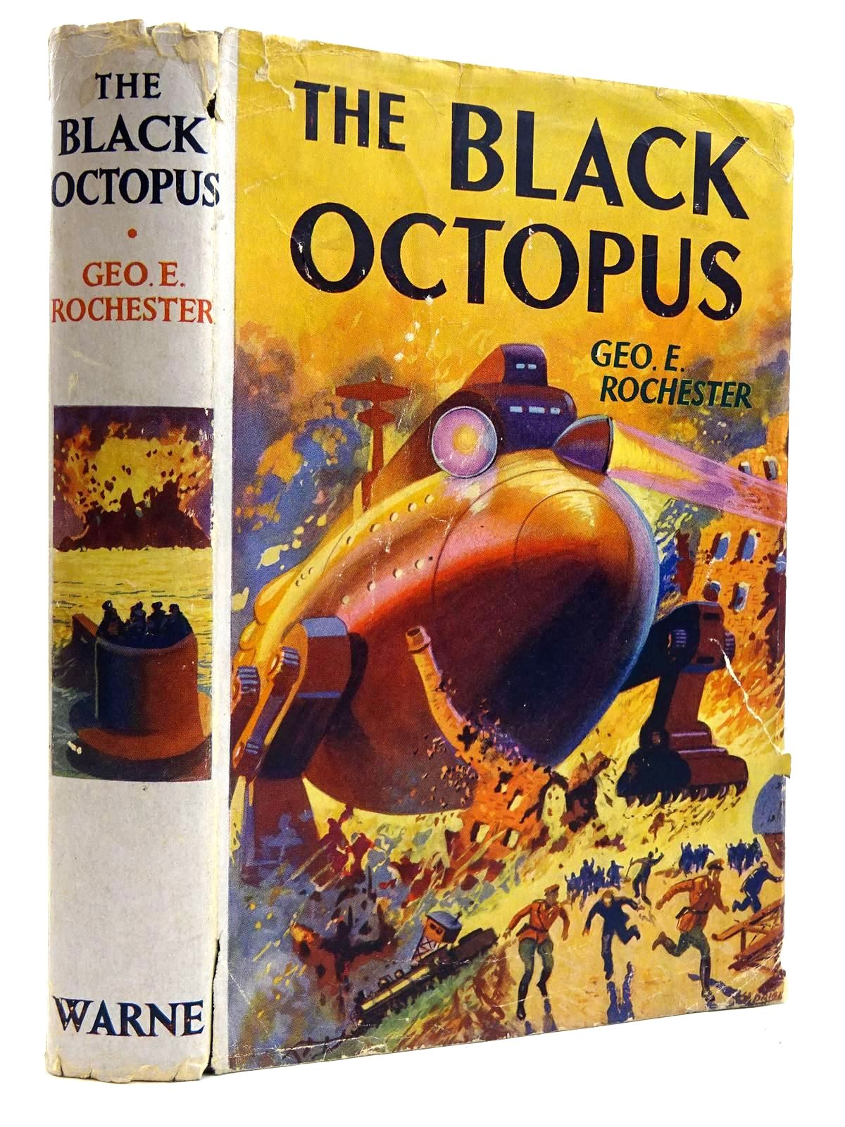 Photo of THE BLACK OCTOPUS- Stock Number: 2131712