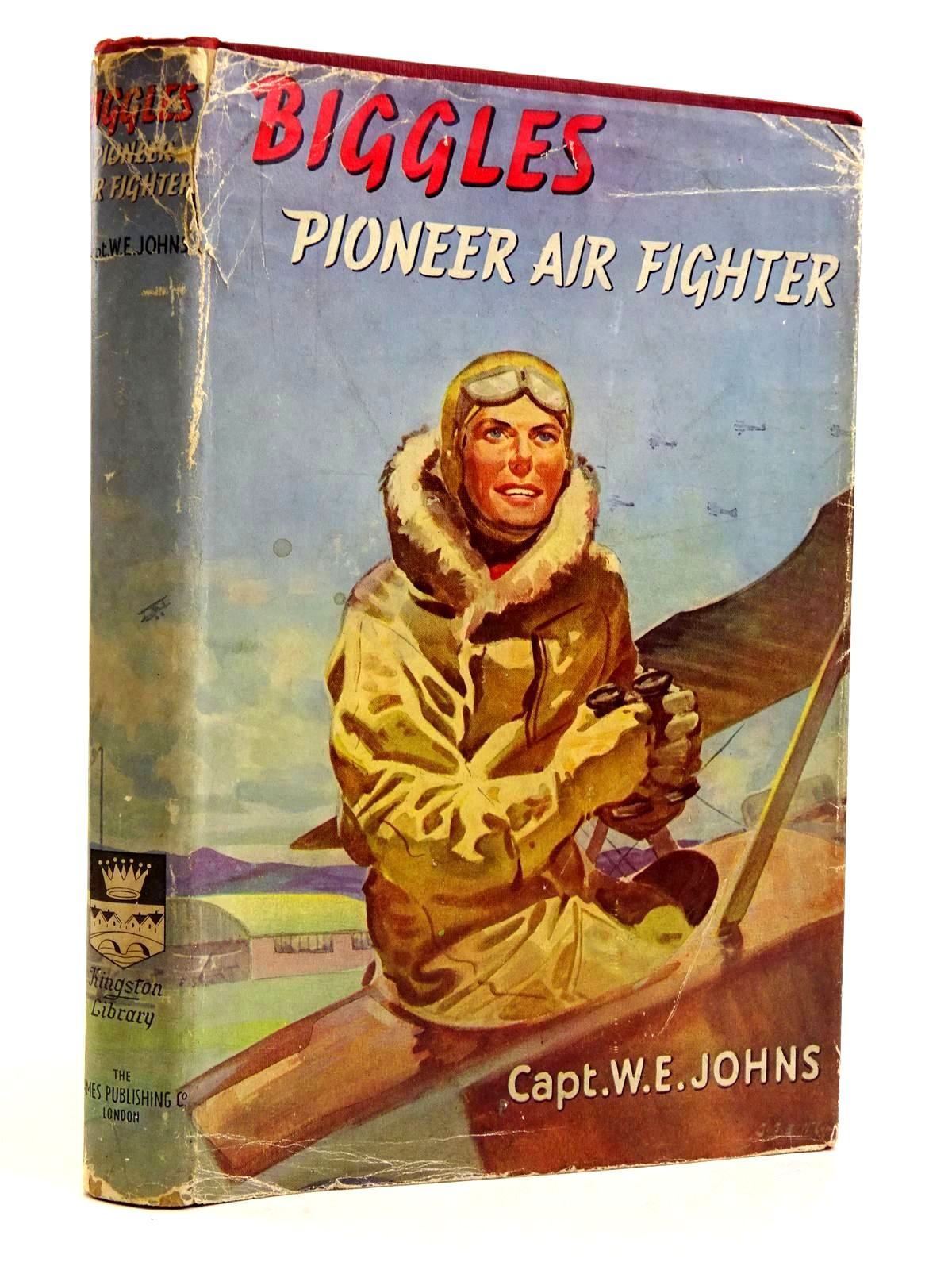 Photo of BIGGLES PIONEER AIR FIGHTER written by Johns, W.E. published by Thames Publishing Co. (STOCK CODE: 2131732)  for sale by Stella & Rose's Books