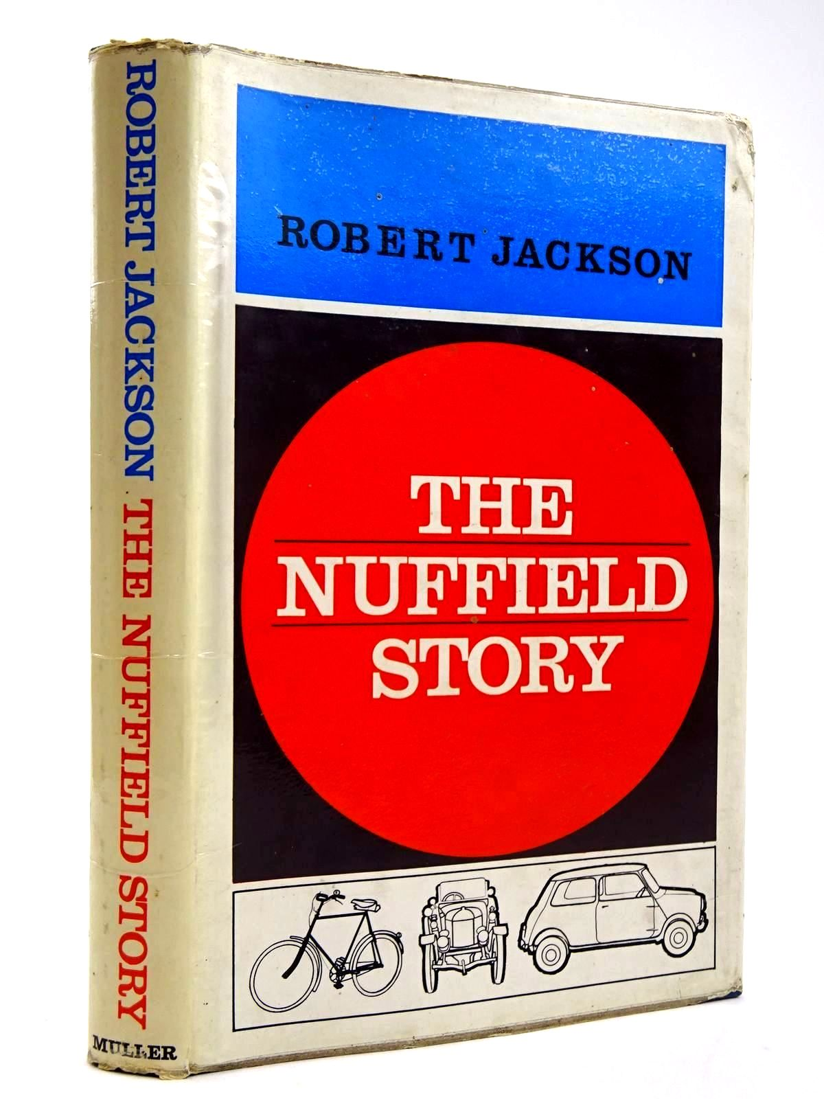 Photo of THE NUFFIELD STORY- Stock Number: 2131756