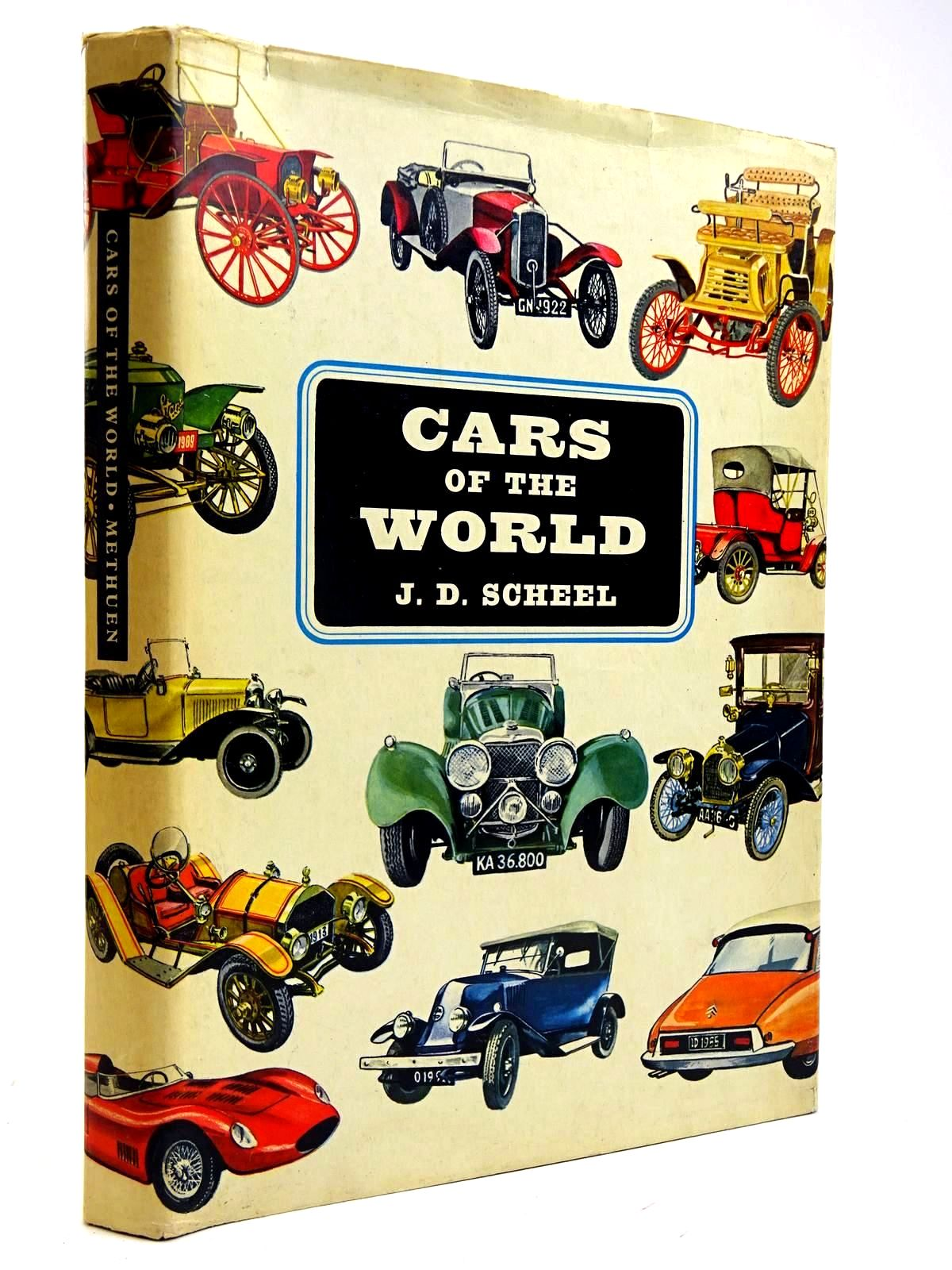 Photo of CARS OF THE WORLD- Stock Number: 2131759