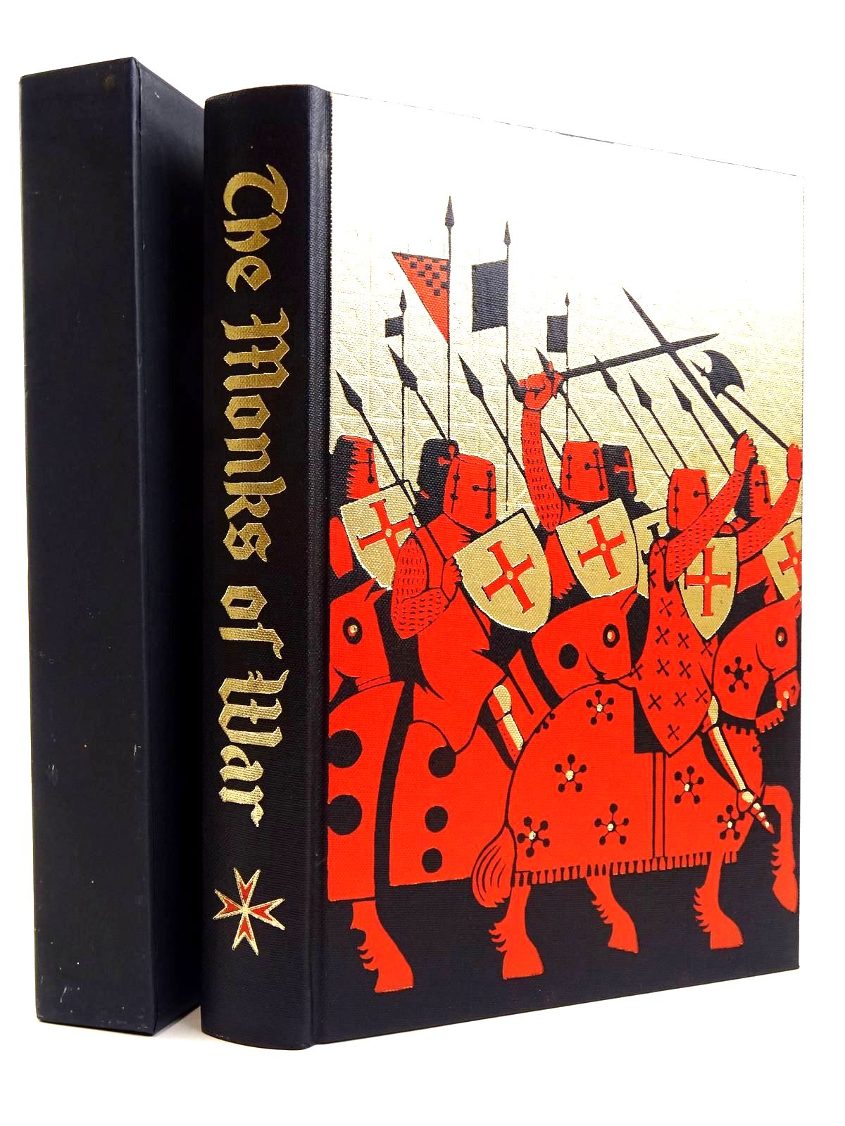 Photo of THE MONKS OF WAR written by Seward, Desmond published by Folio Society (STOCK CODE: 2131767)  for sale by Stella & Rose's Books