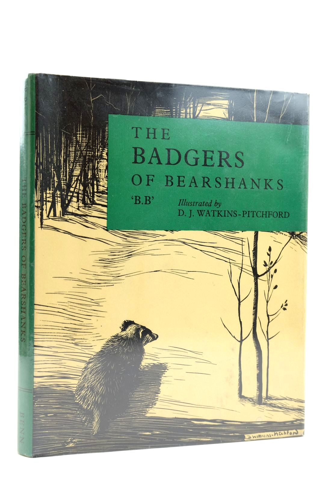 Photo of THE BADGERS OF BEARSHANKS- Stock Number: 2131771