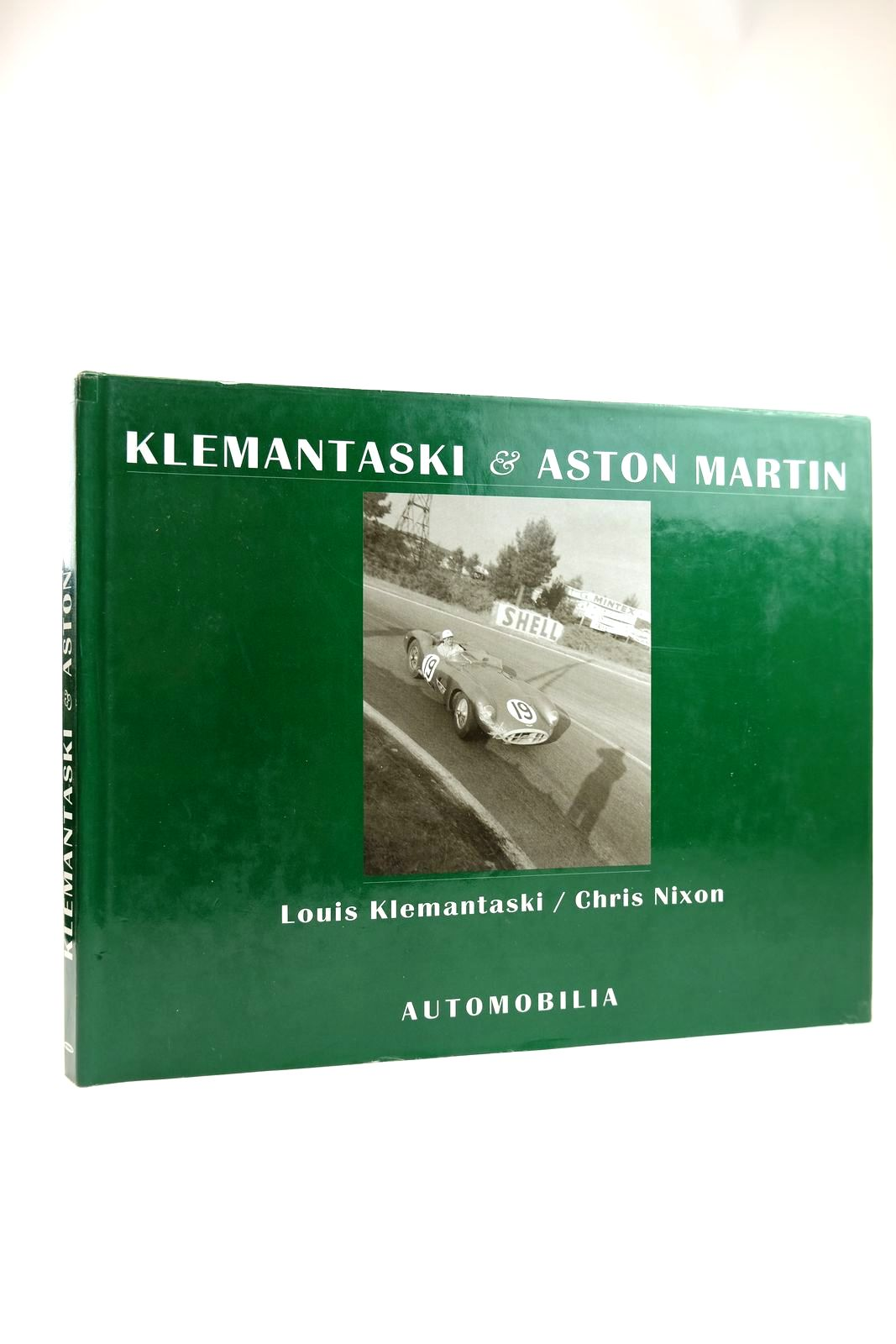 Photo of KLEMANTASKI & ASTON MARTIN 1948-1959- Stock Number: 2131778
