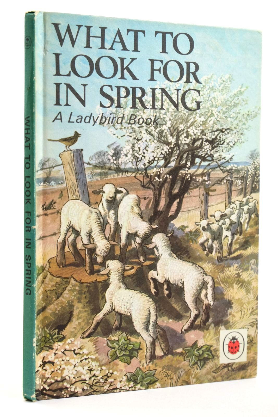 Photo of WHAT TO LOOK FOR IN SPRING written by Watson, E.L. Grant illustrated by Tunnicliffe, C.F. published by Wills & Hepworth Ltd. (STOCK CODE: 2131788)  for sale by Stella & Rose's Books