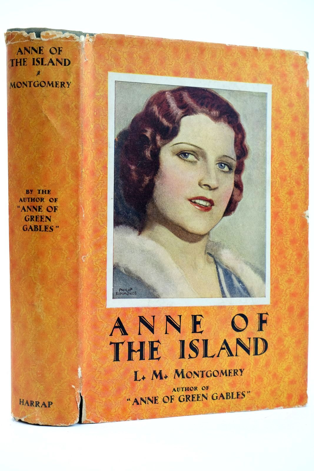 Photo of ANNE OF THE ISLAND written by Montgomery, L.M. published by George G. Harrap & Co. Ltd. (STOCK CODE: 2131792)  for sale by Stella & Rose's Books