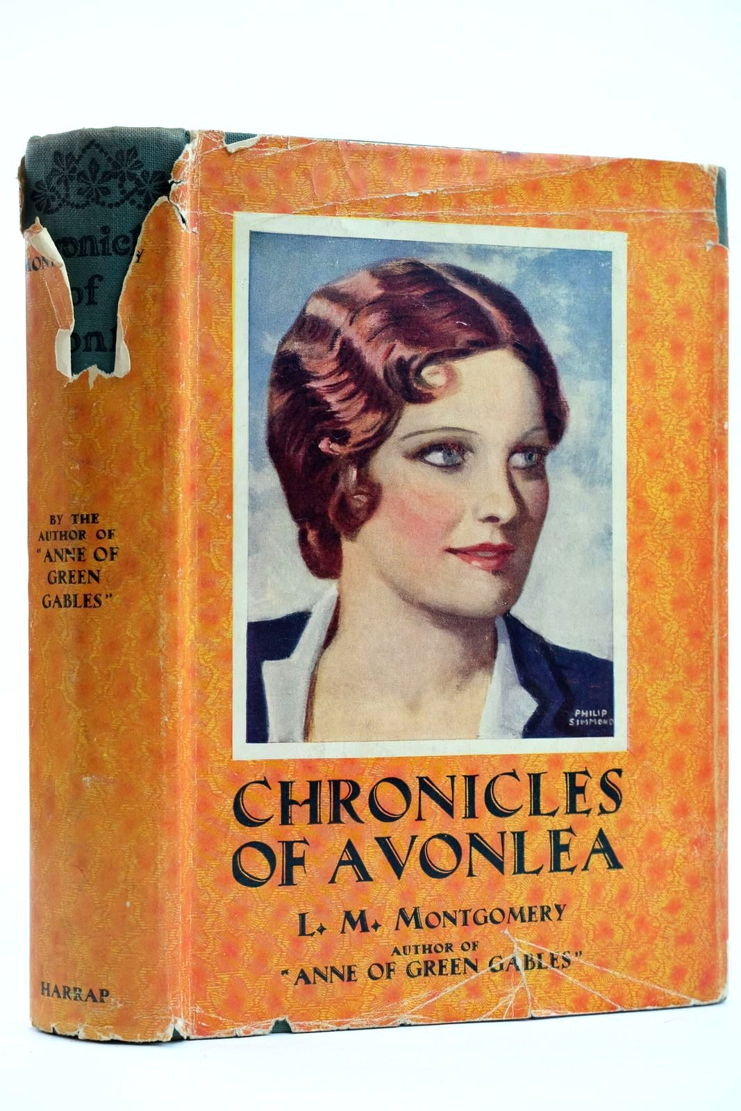 Photo of CHRONICLES OF AVONLEA written by Montgomery, L.M. published by George G. Harrap & Co. Ltd. (STOCK CODE: 2131793)  for sale by Stella & Rose's Books