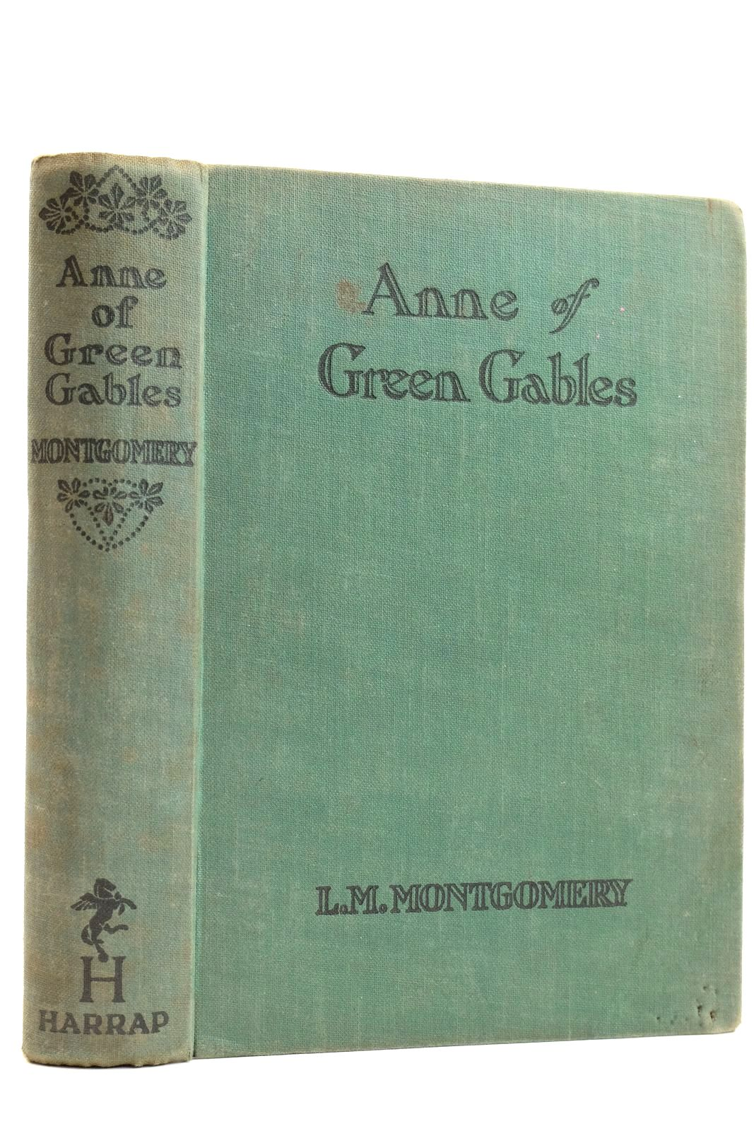 Photo of ANNE OF GREEN GABLES written by Montgomery, L.M. published by George G. Harrap & Co. Ltd. (STOCK CODE: 2131794)  for sale by Stella & Rose's Books