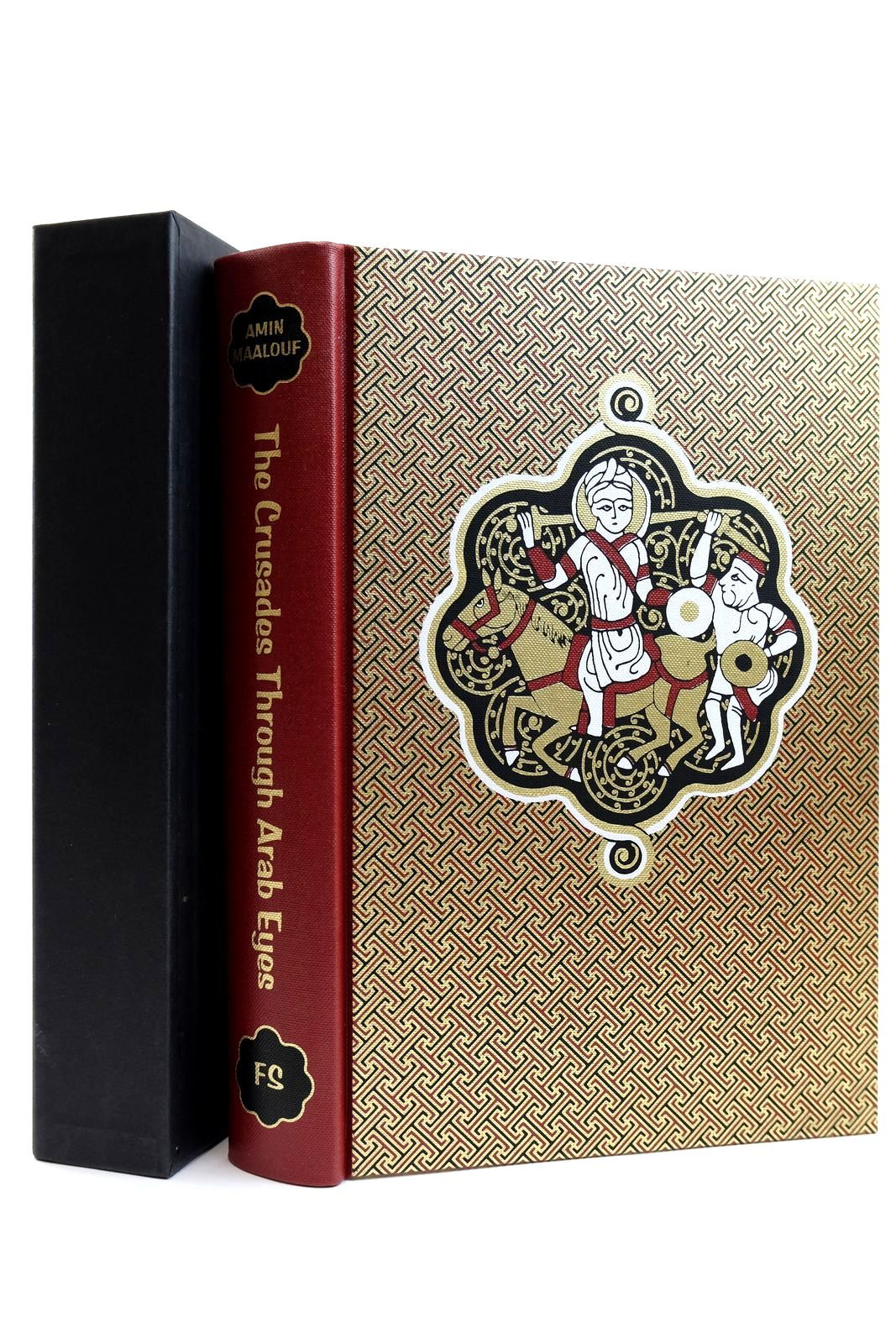Photo of THE CRUSADES THROUGH ARAB EYES written by Maalouf, Amin<br />Rothschild, Jon<br />Ruthven, Malise published by Folio Society (STOCK CODE: 2131808)  for sale by Stella & Rose's Books