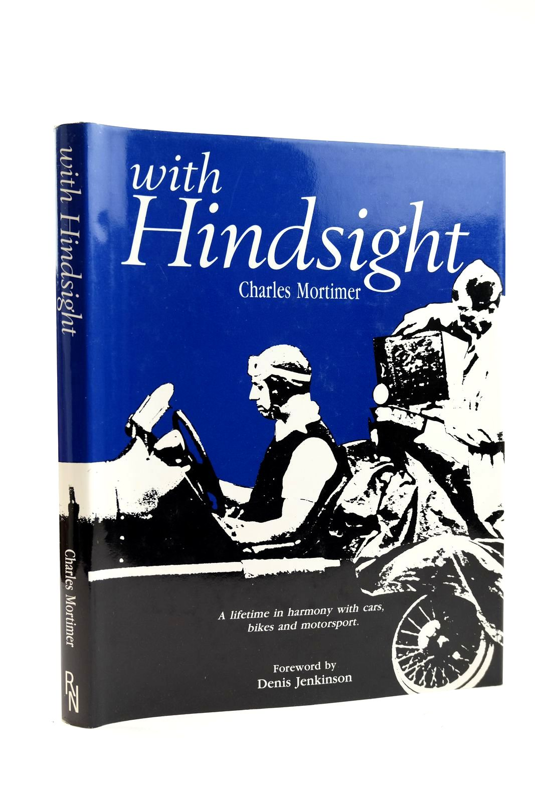 Photo of WITH HINDSIGHT written by Mortimer, Charles published by Richard Netherwood Limited (STOCK CODE: 2131817)  for sale by Stella & Rose's Books