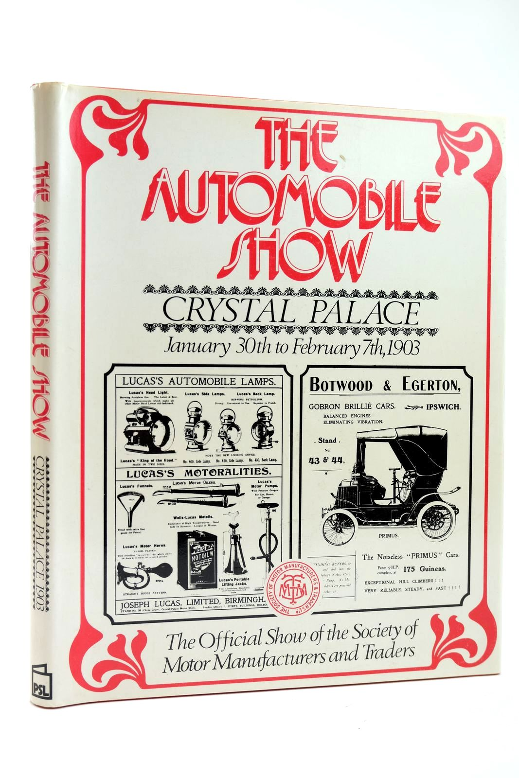 Photo of THE AUTOMOBILE SHOW CRYSTAL PALACE- Stock Number: 2131824