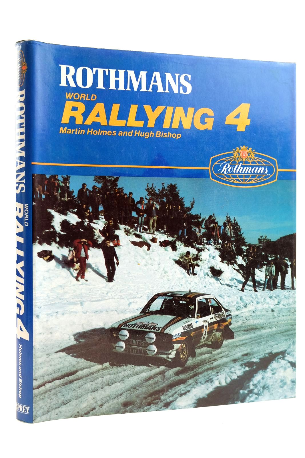Photo of ROTHMANS WORLD RALLYING 4- Stock Number: 2131829