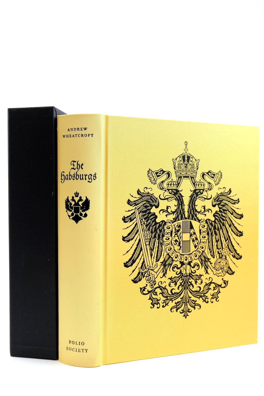 Photo of THE HABSBURGS written by Wheatcroft, Andrew published by Folio Society (STOCK CODE: 2131834)  for sale by Stella & Rose's Books