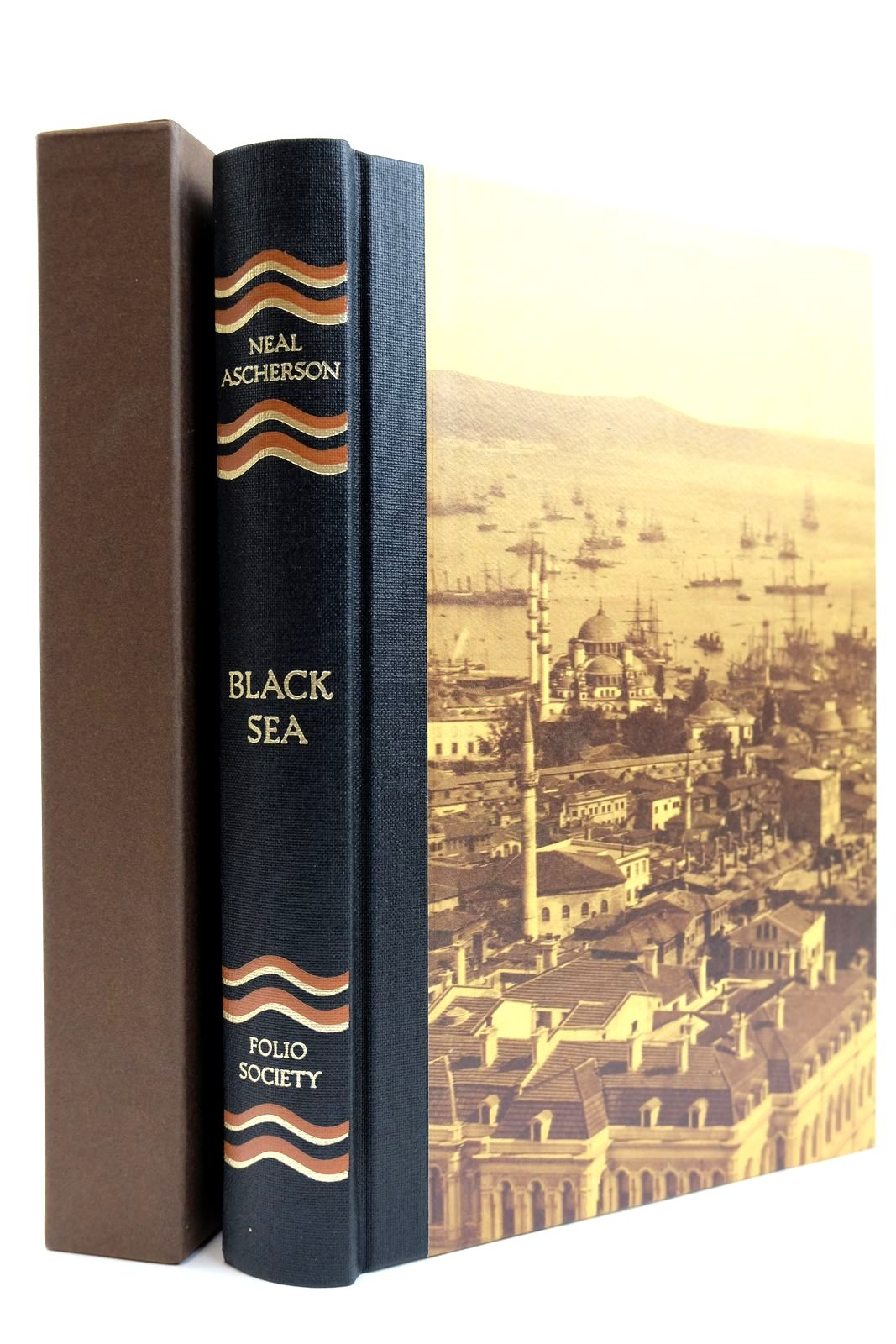 Photo of BLACK SEA: THE BIRTHPLACE OF CIVILISATION AND BARBARISM written by Ascherson, Neal published by Folio Society (STOCK CODE: 2131838)  for sale by Stella & Rose's Books