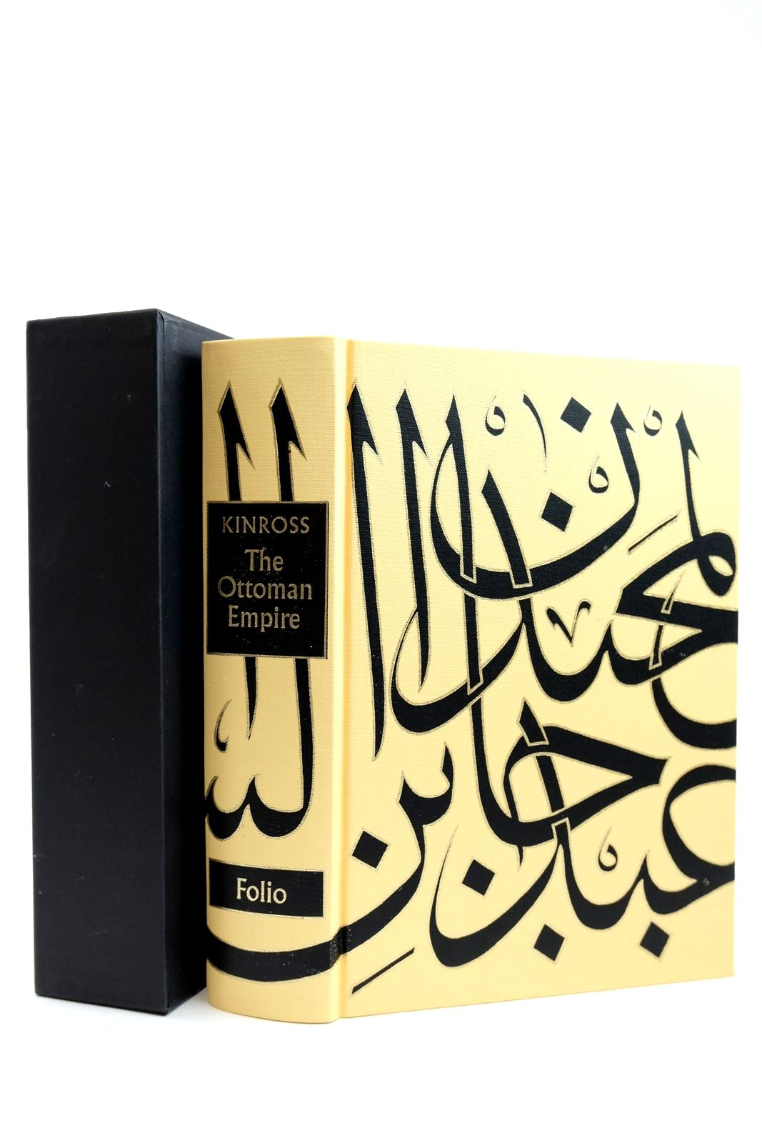Photo of THE OTTOMAN EMPIRE written by Kinross, Lord published by Folio Society (STOCK CODE: 2131841)  for sale by Stella & Rose's Books