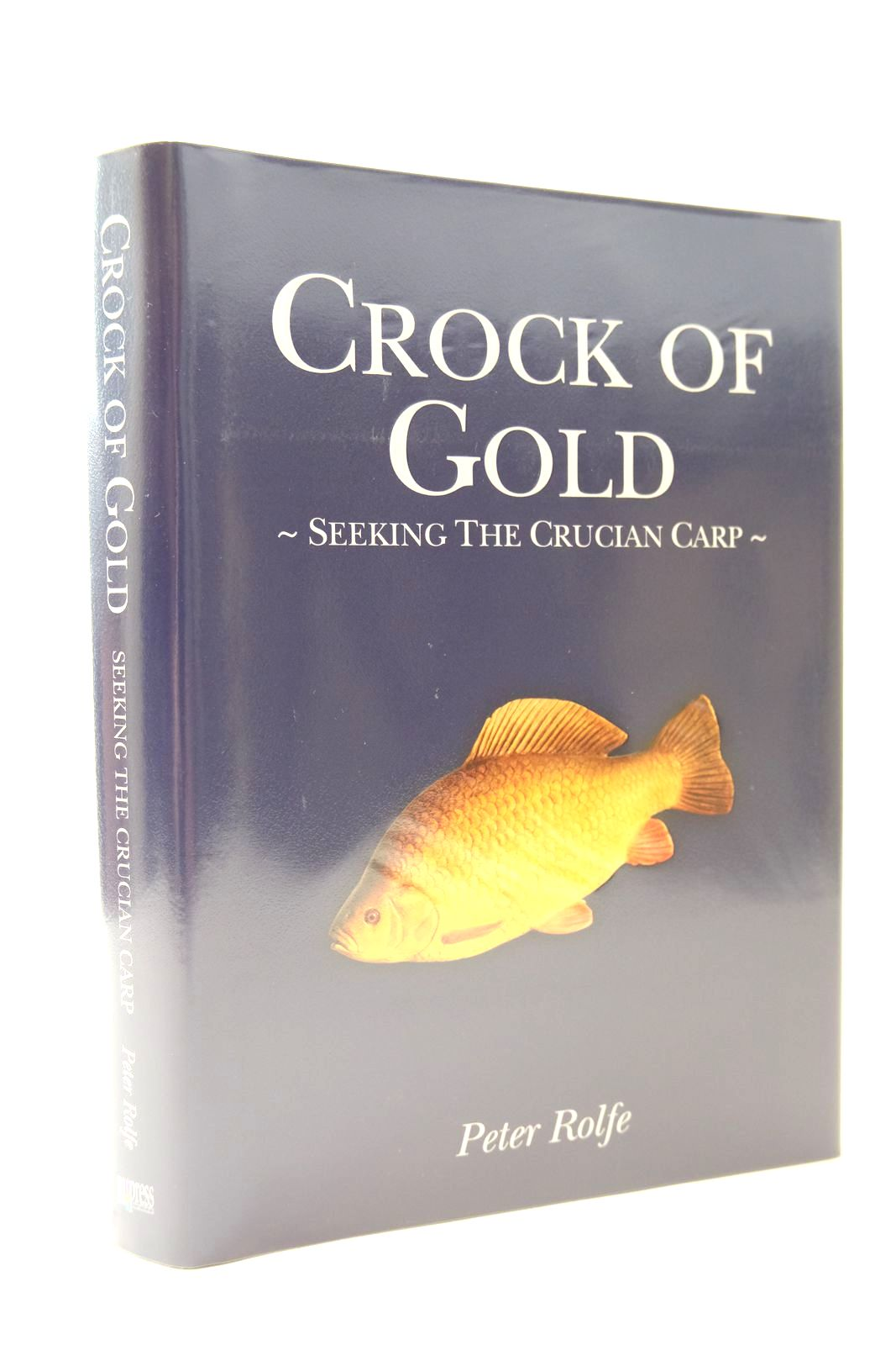 Photo of CROCK OF GOLD SEEKING THE CRUCIAN CARP- Stock Number: 2131844