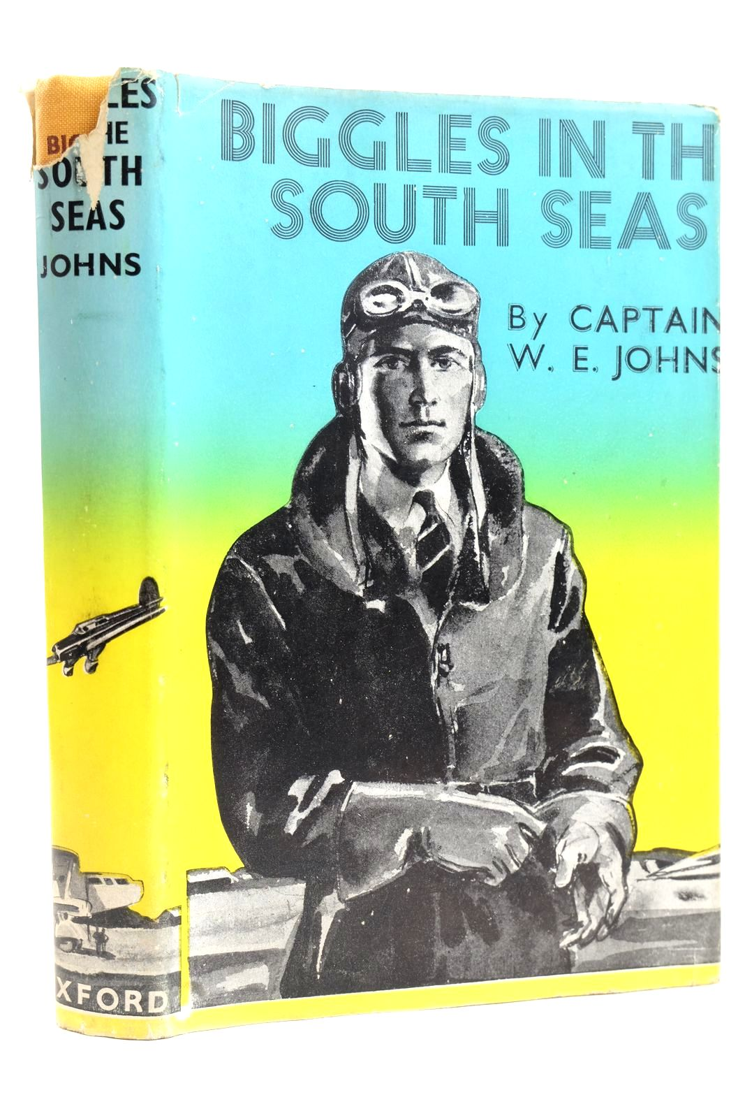 Photo of BIGGLES IN THE SOUTH SEAS- Stock Number: 2131850