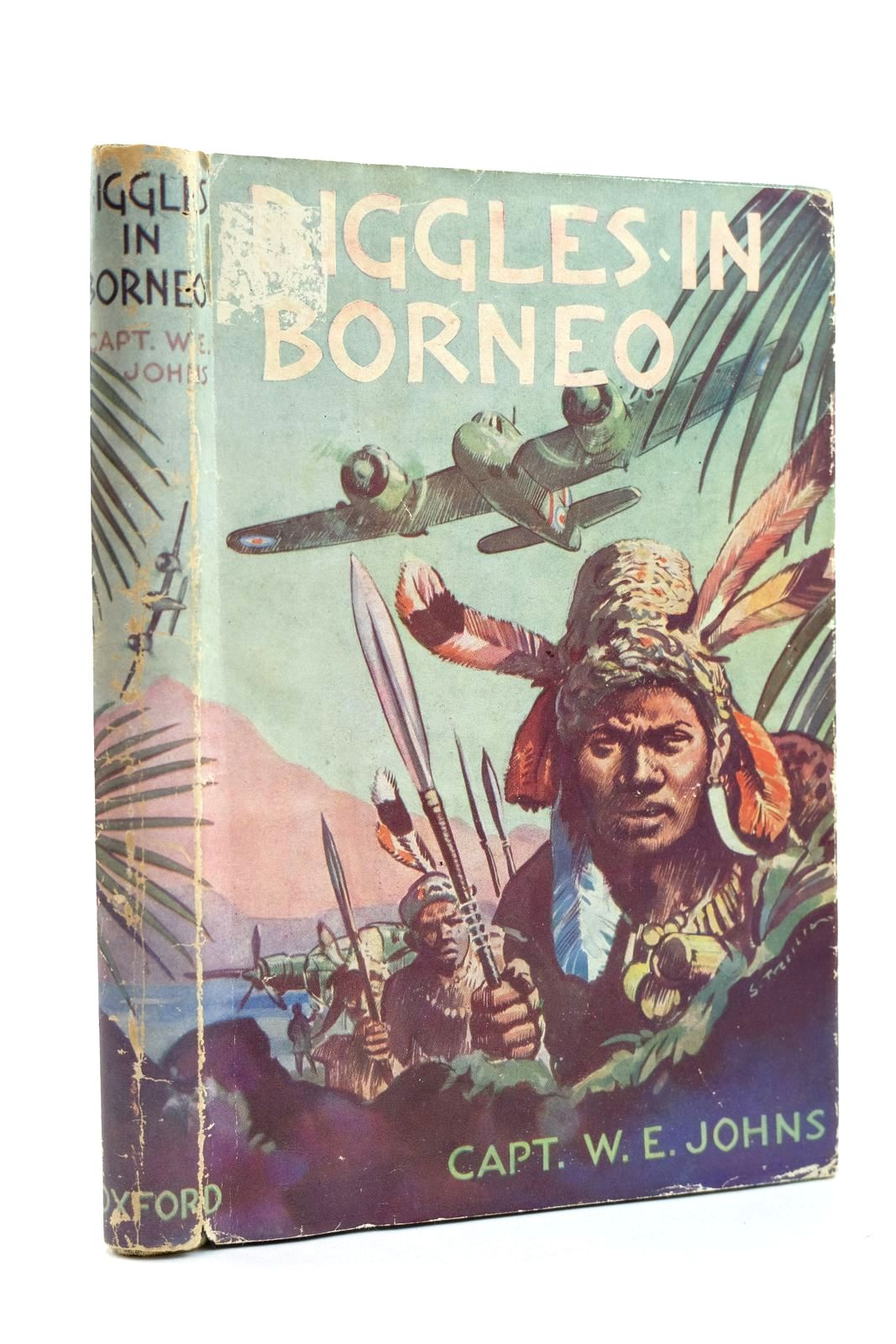 Photo of BIGGLES IN BORNEO- Stock Number: 2131851