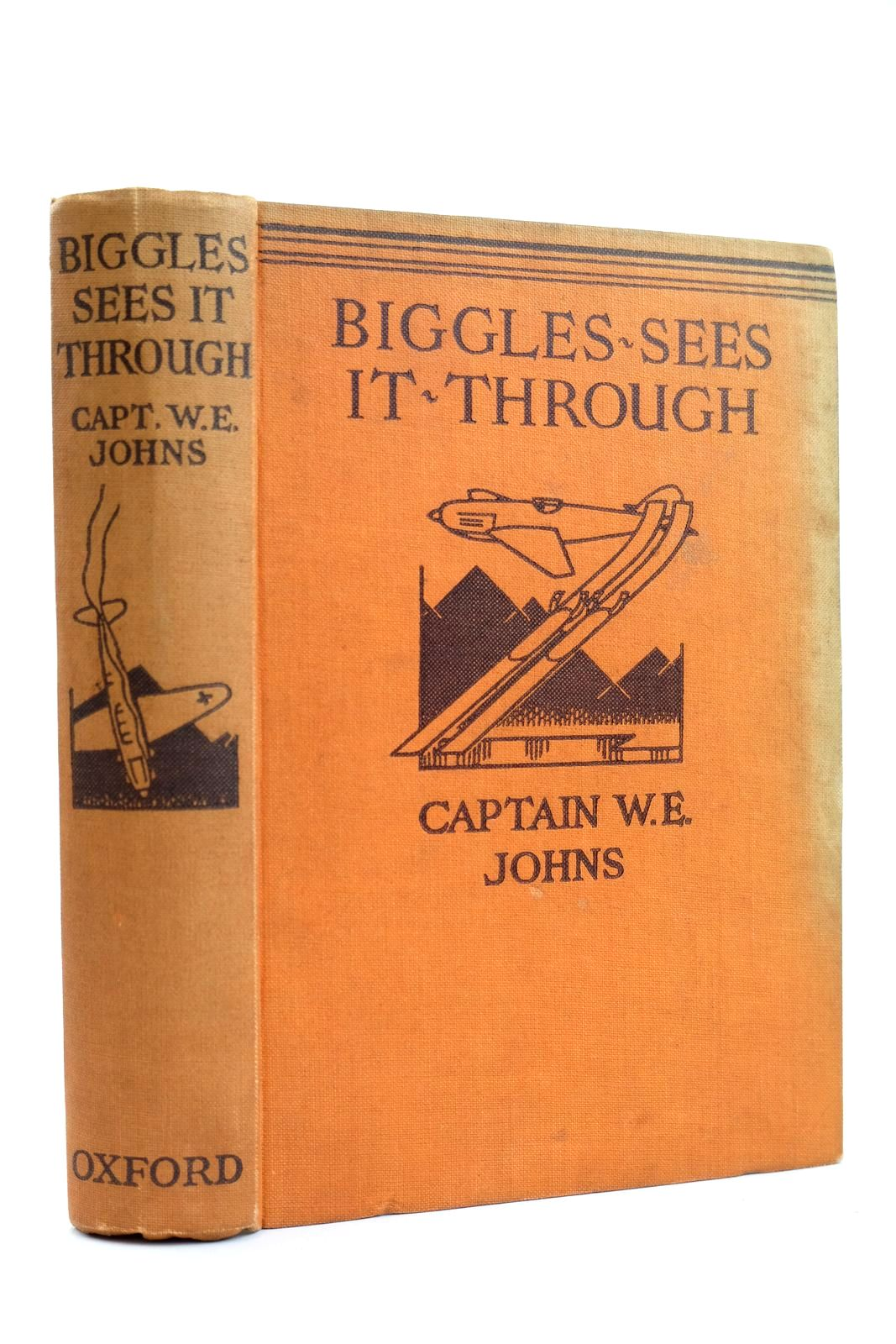 Photo of BIGGLES SEES IT THROUGH- Stock Number: 2131852