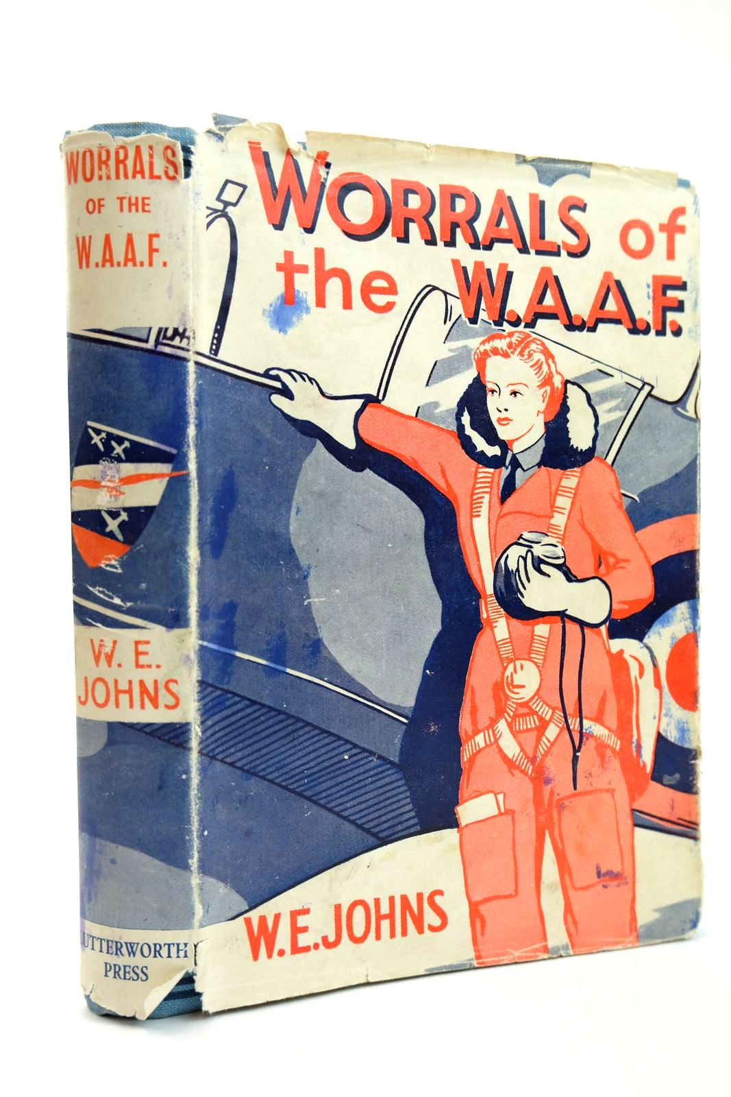 Photo of WORRALS OF THE W.A.A.F. written by Johns, W.E. published by Lutterworth Press (STOCK CODE: 2131854)  for sale by Stella & Rose's Books