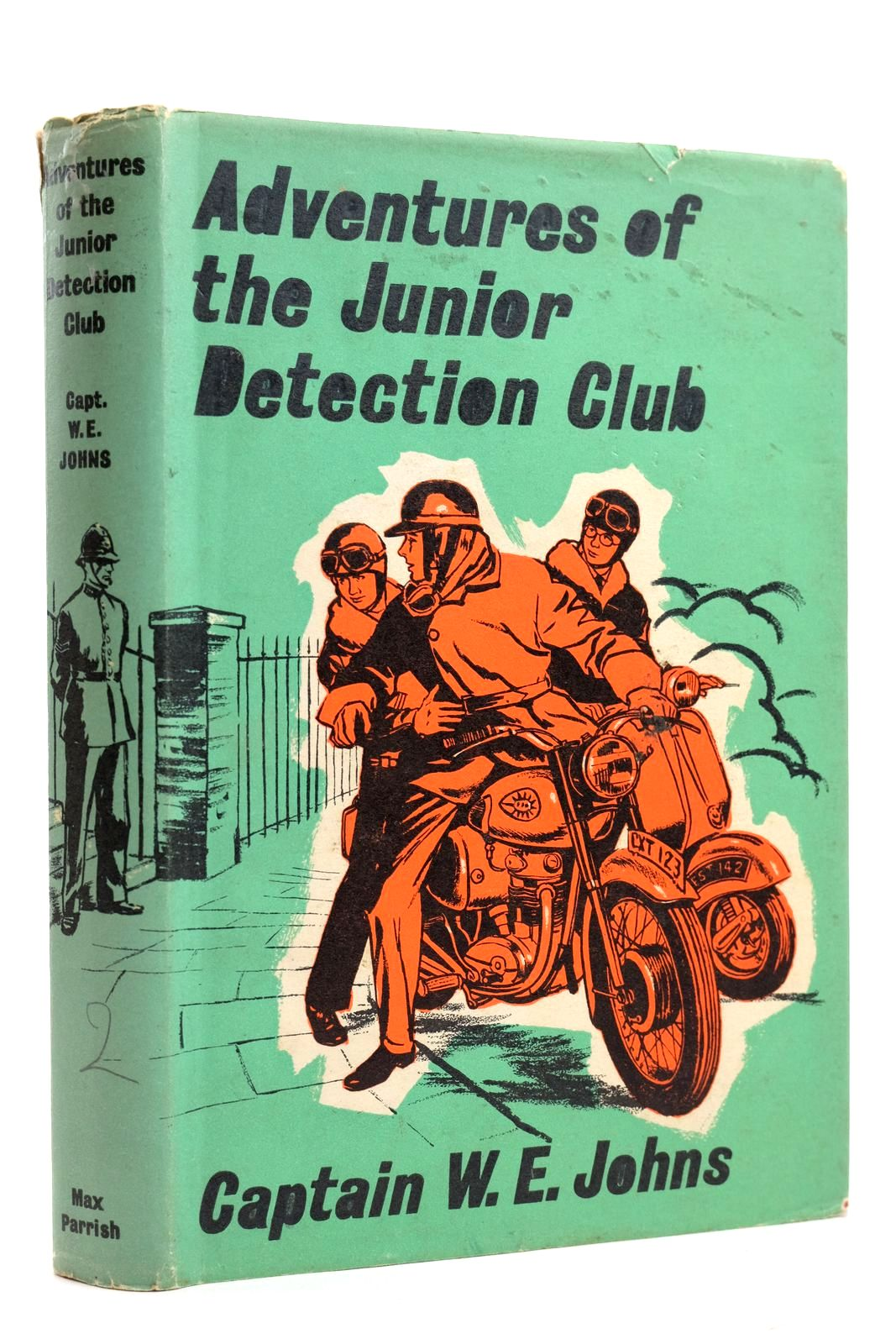 Photo of ADVENTURES OF THE JUNIOR DETECTION CLUB- Stock Number: 2131855