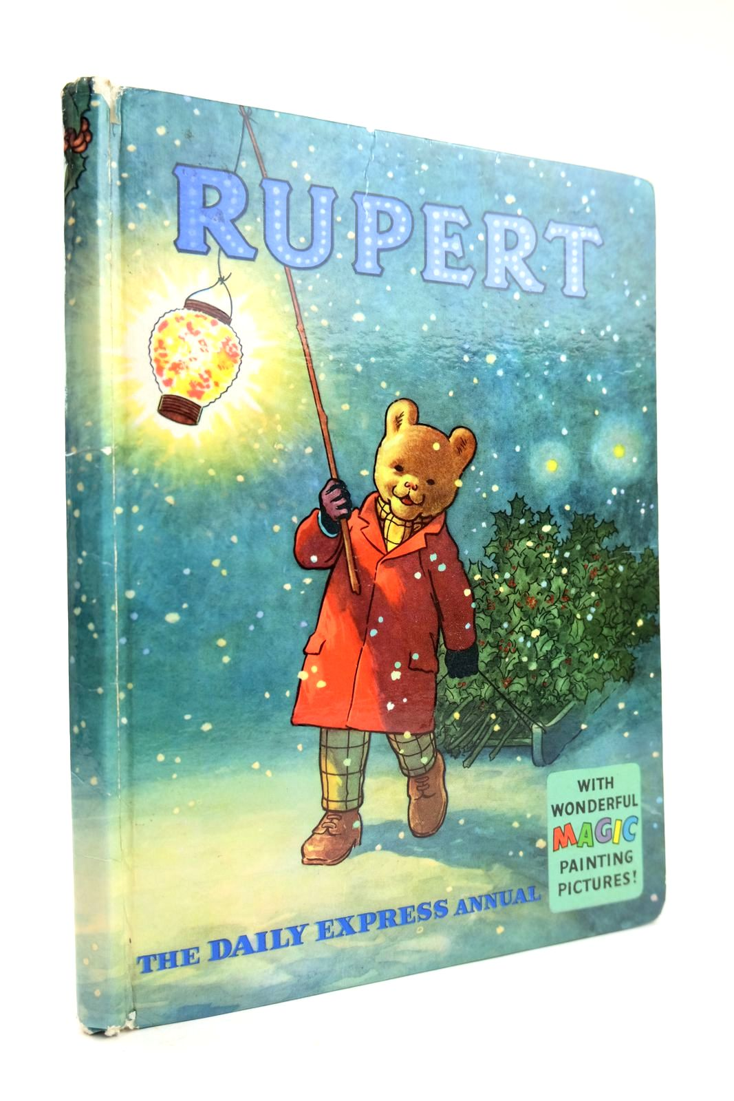 Photo of RUPERT ANNUAL 1960 written by Bestall, Alfred illustrated by Bestall, Alfred published by Daily Express (STOCK CODE: 2131860)  for sale by Stella & Rose's Books